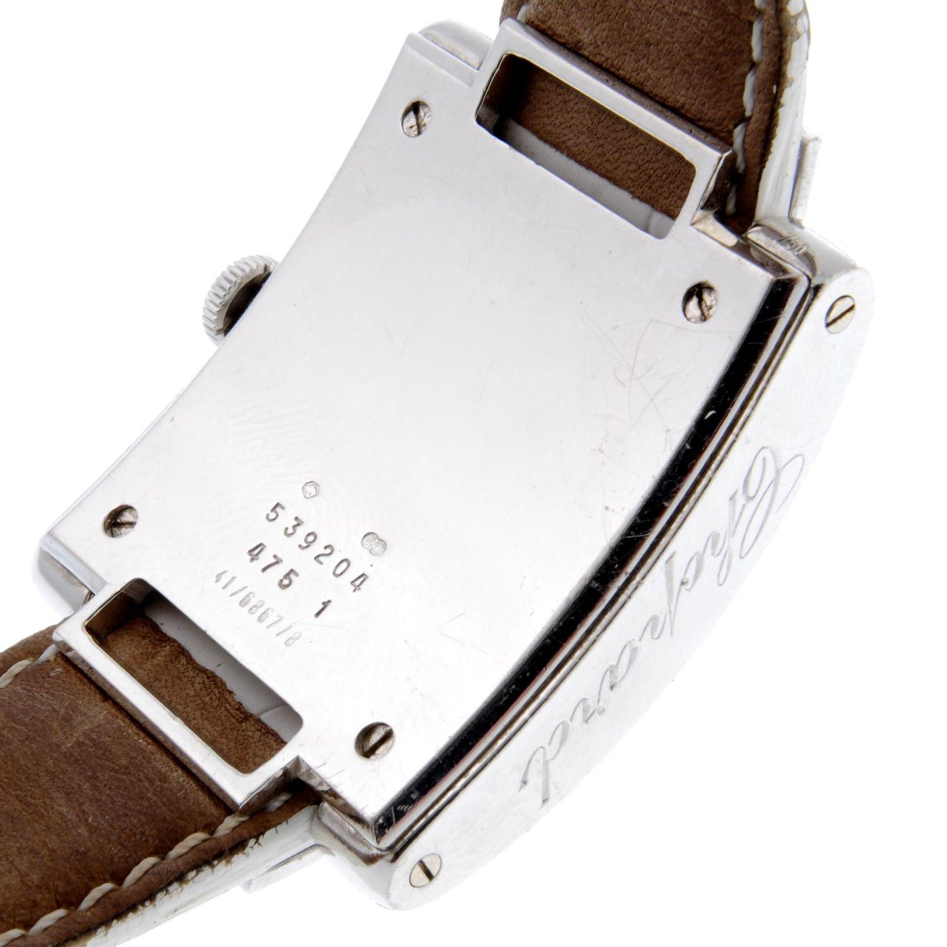 CHOPARD - a La Strada wrist watch. - Bild 5 aus 5