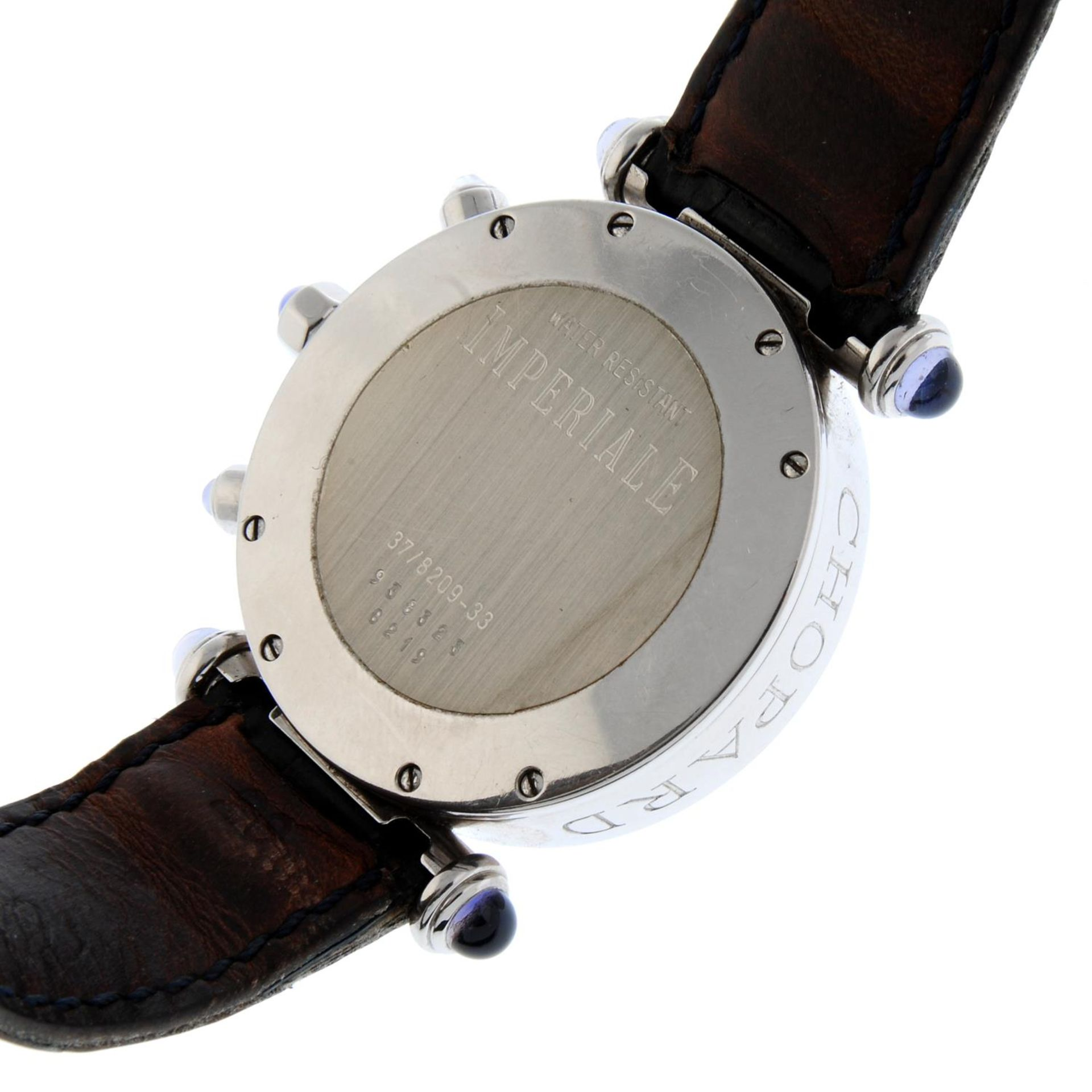 CHOPARD - an Imperiale chronograph wrist watch. - Bild 5 aus 5