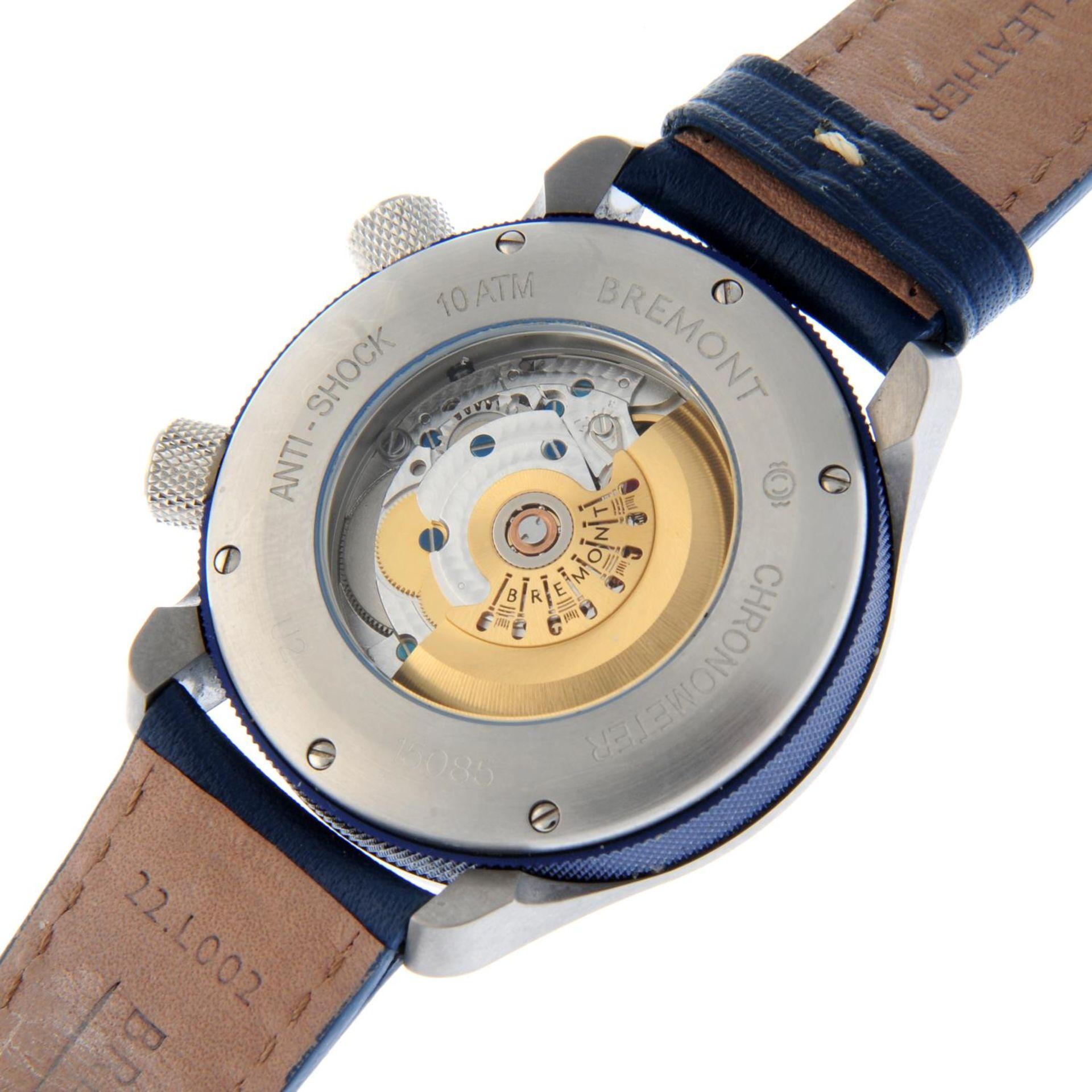 BREMONT - a U2 wrist watch. - Bild 5 aus 6