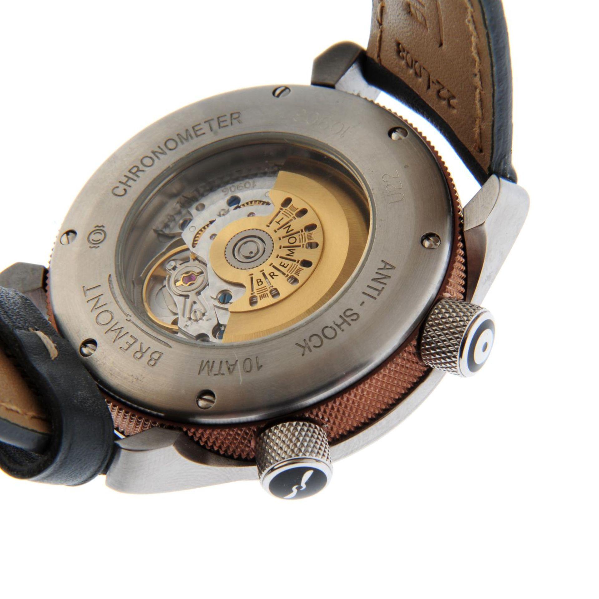 CURRENT MODEL: BREMONT - a U22 wrist watch. - Bild 2 aus 6