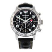 CHOPARD - a Mille Miglia chronograph wrist watch.
