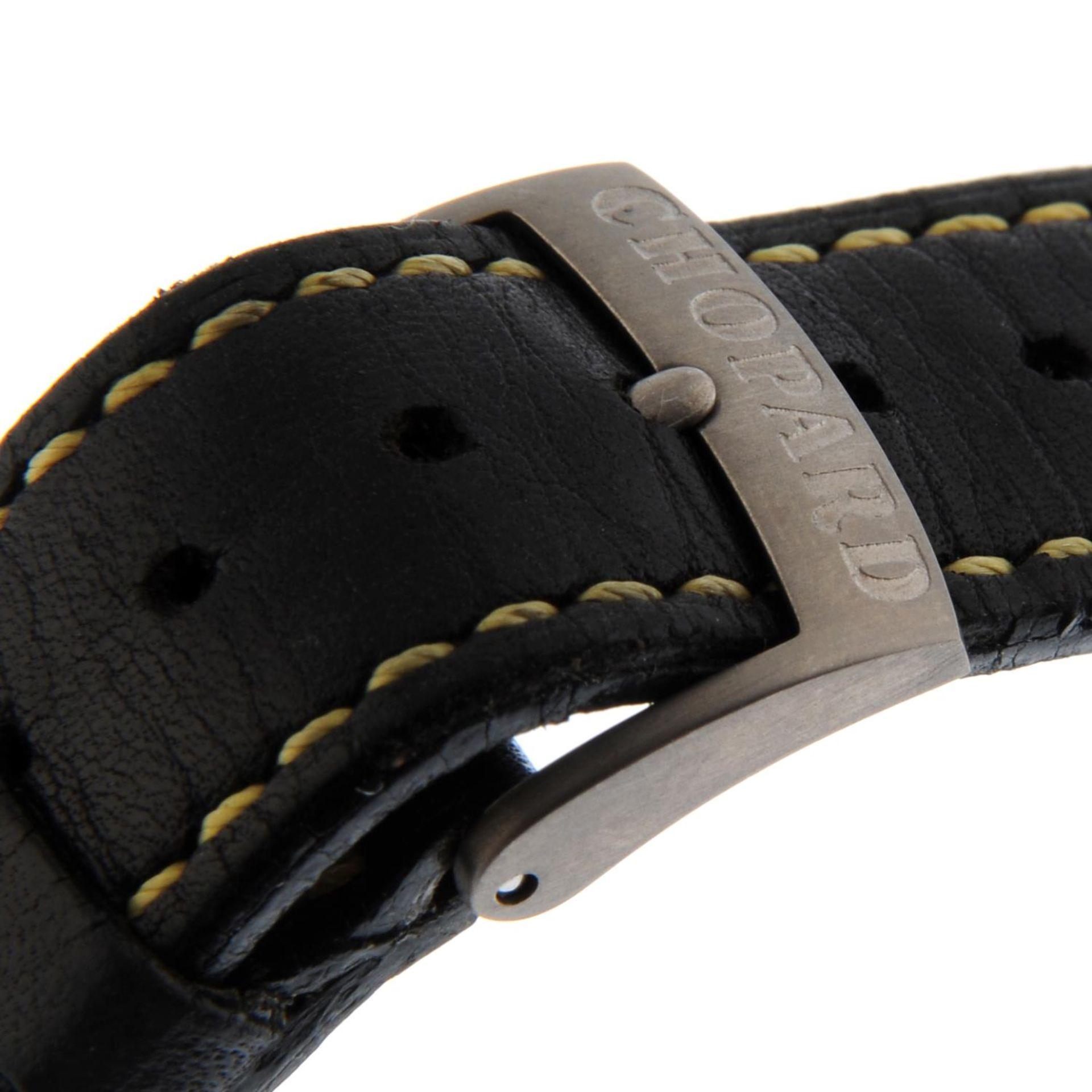 CHOPARD - a Mille Miglia chronograph wrist watch. - Bild 4 aus 6