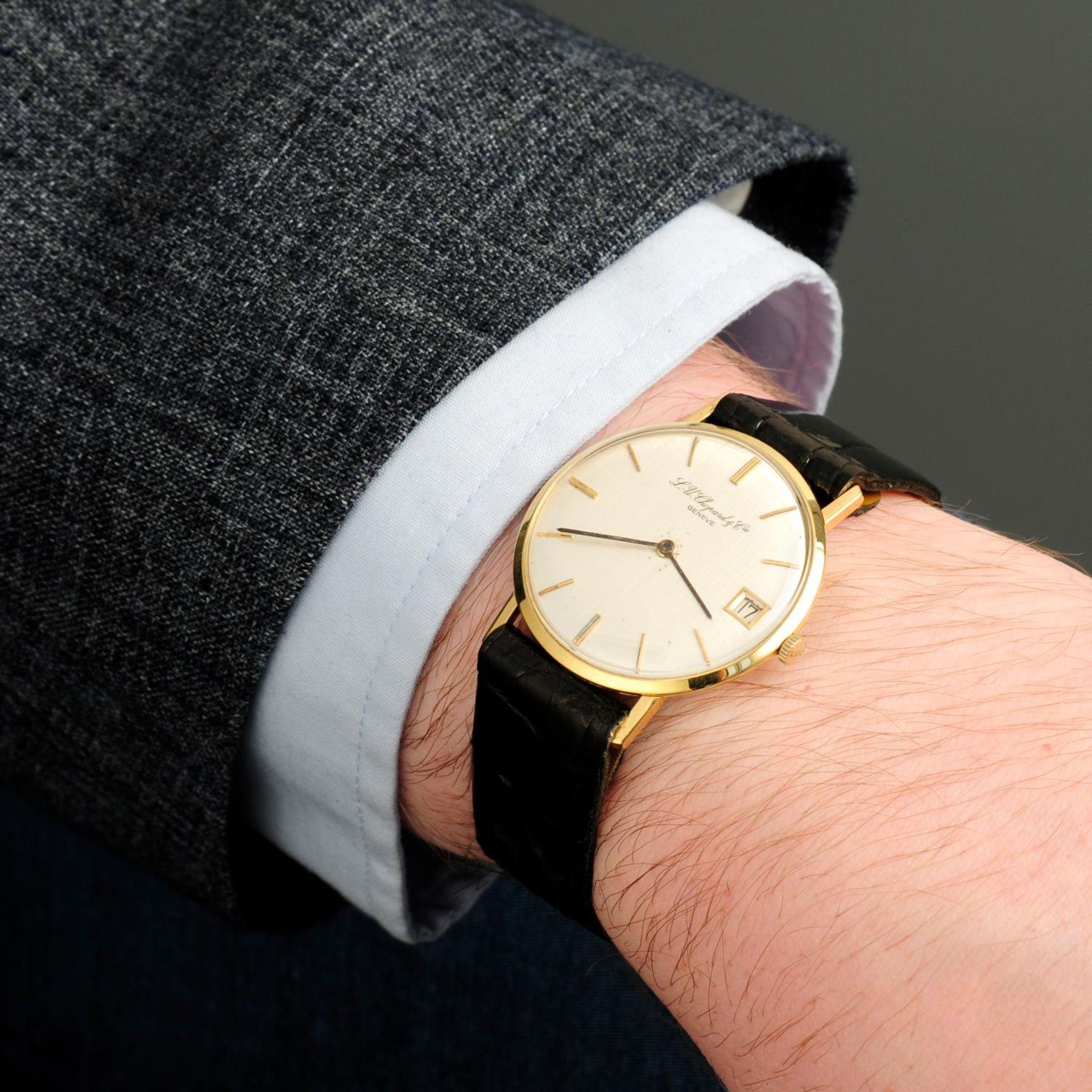 CHOPARD - a wrist watch. - Bild 3 aus 5