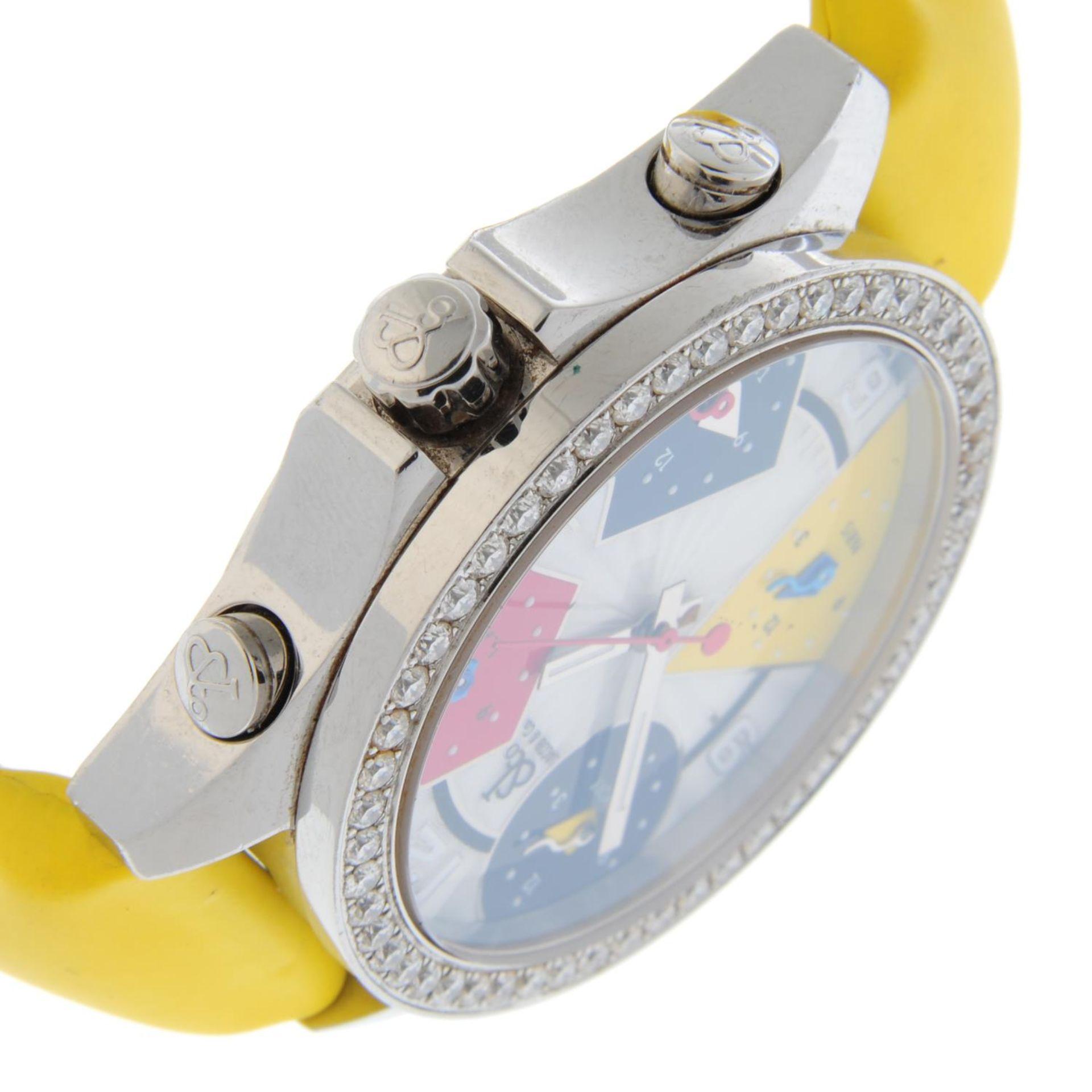JACOB & CO. - a Five Time Zone wrist watch. - Bild 5 aus 8