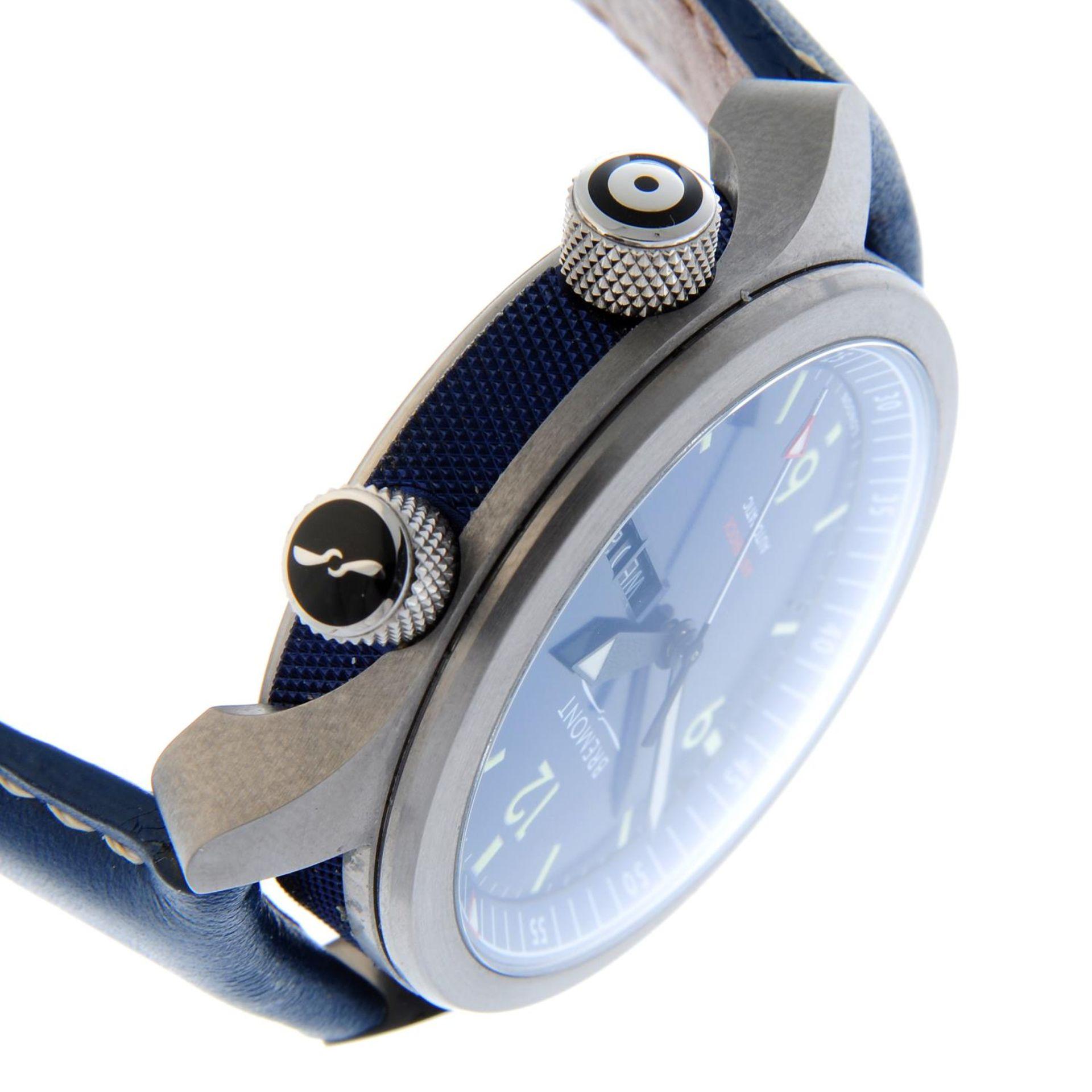 BREMONT - a U2 wrist watch. - Bild 4 aus 6