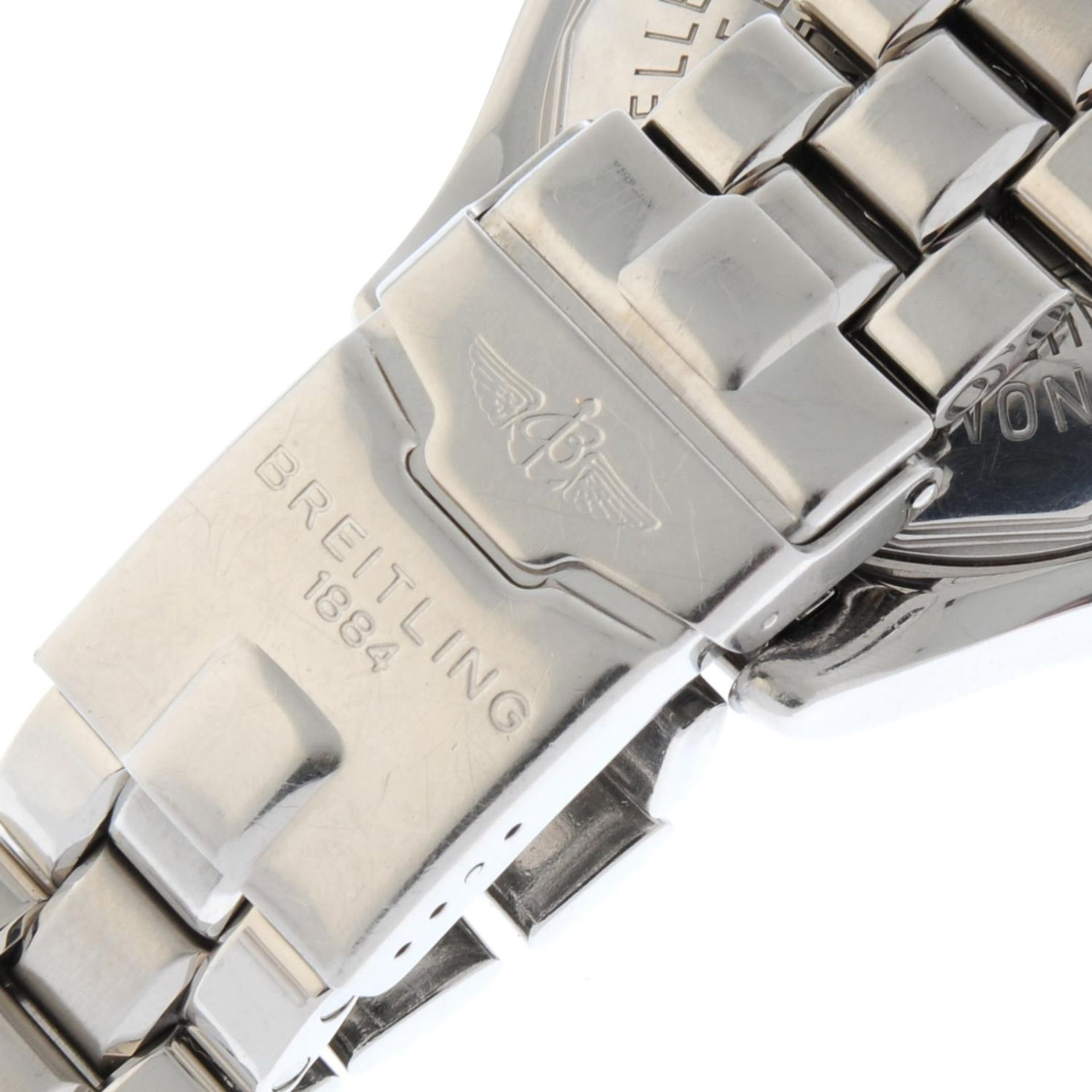 BREITLING - a SuperOcean bracelet watch. - Bild 2 aus 5