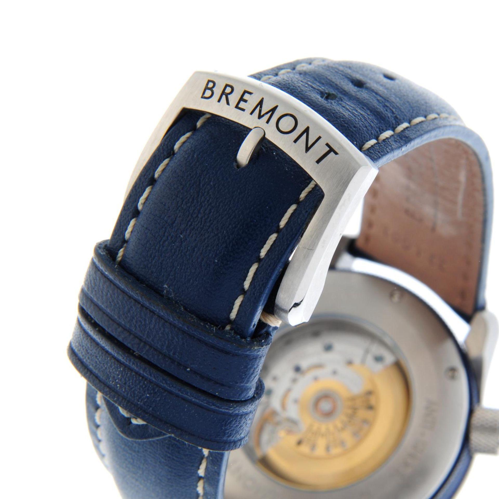 BREMONT - a U2 wrist watch. - Bild 2 aus 6