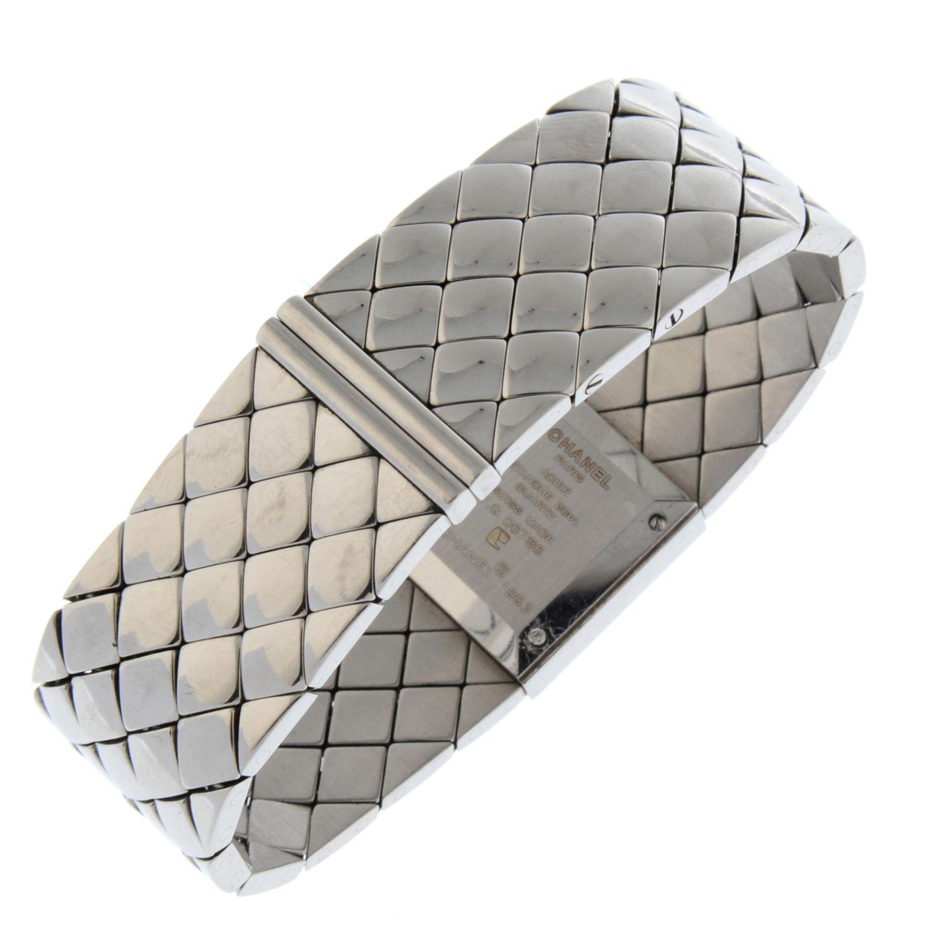 CHANEL - an Acier Etanche bracelet watch. - Bild 2 aus 5