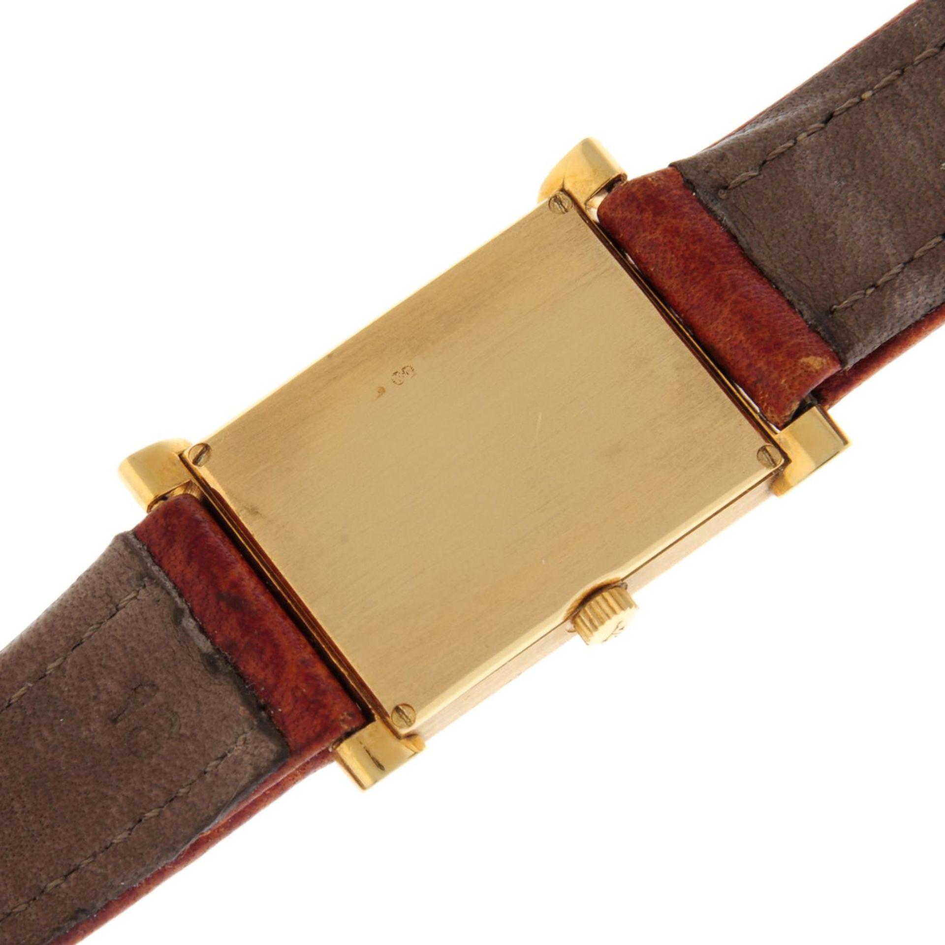JAEGER-LECOULTRE - a wrist watch. - Bild 5 aus 5