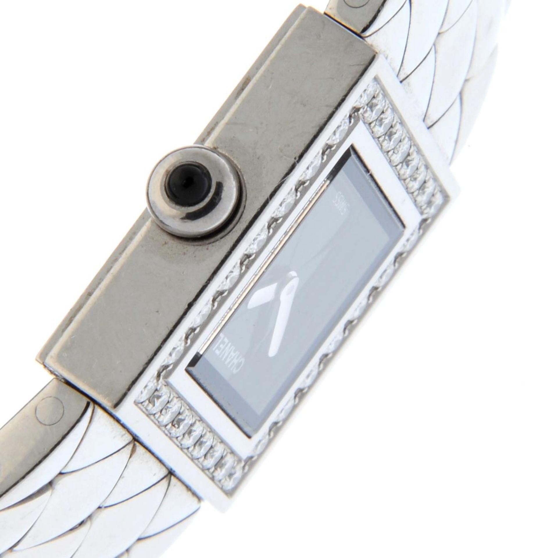 CHANEL - an Acier Etanche bracelet watch. - Bild 4 aus 5