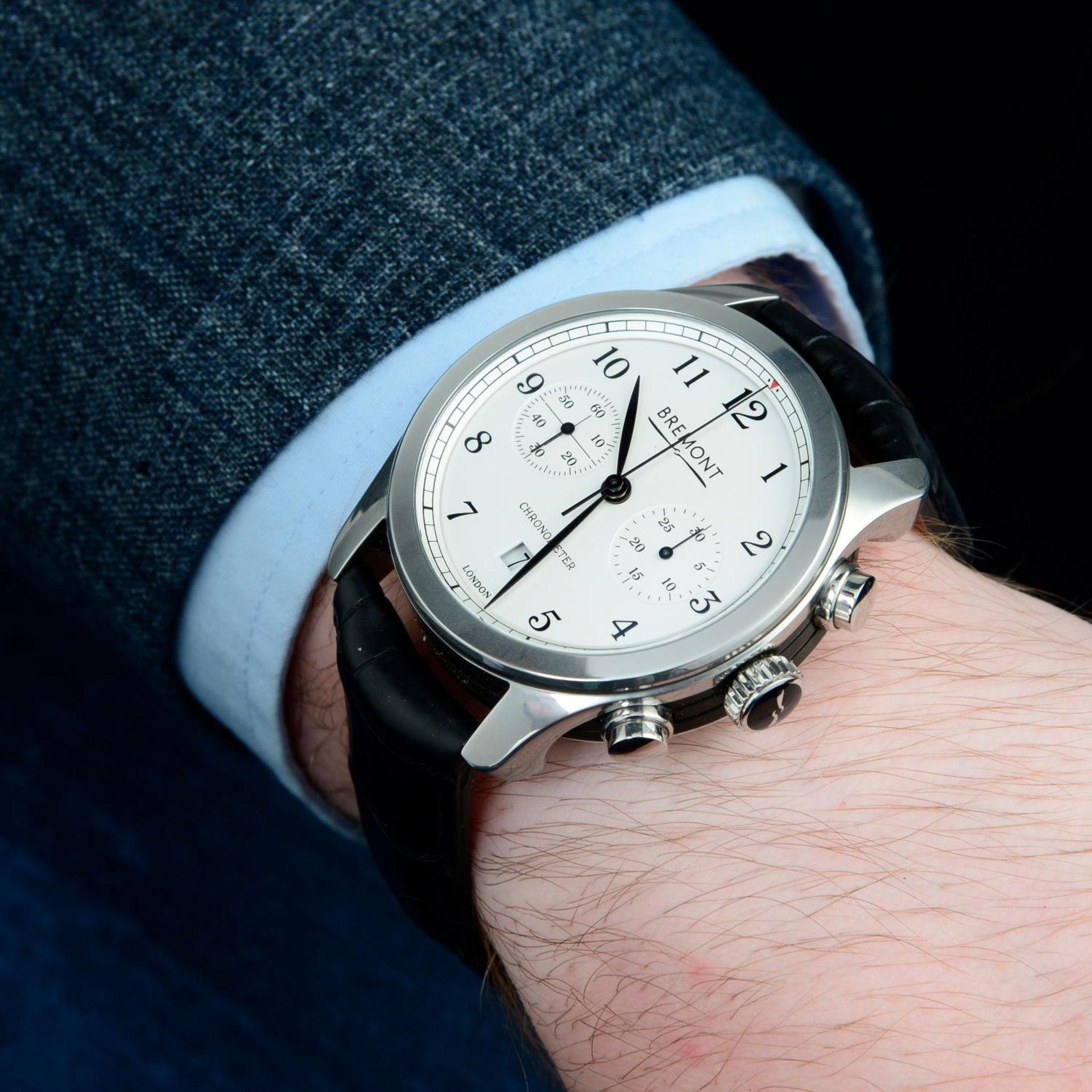 BREMONT - an ALT1-C wrist watch. - Bild 3 aus 5