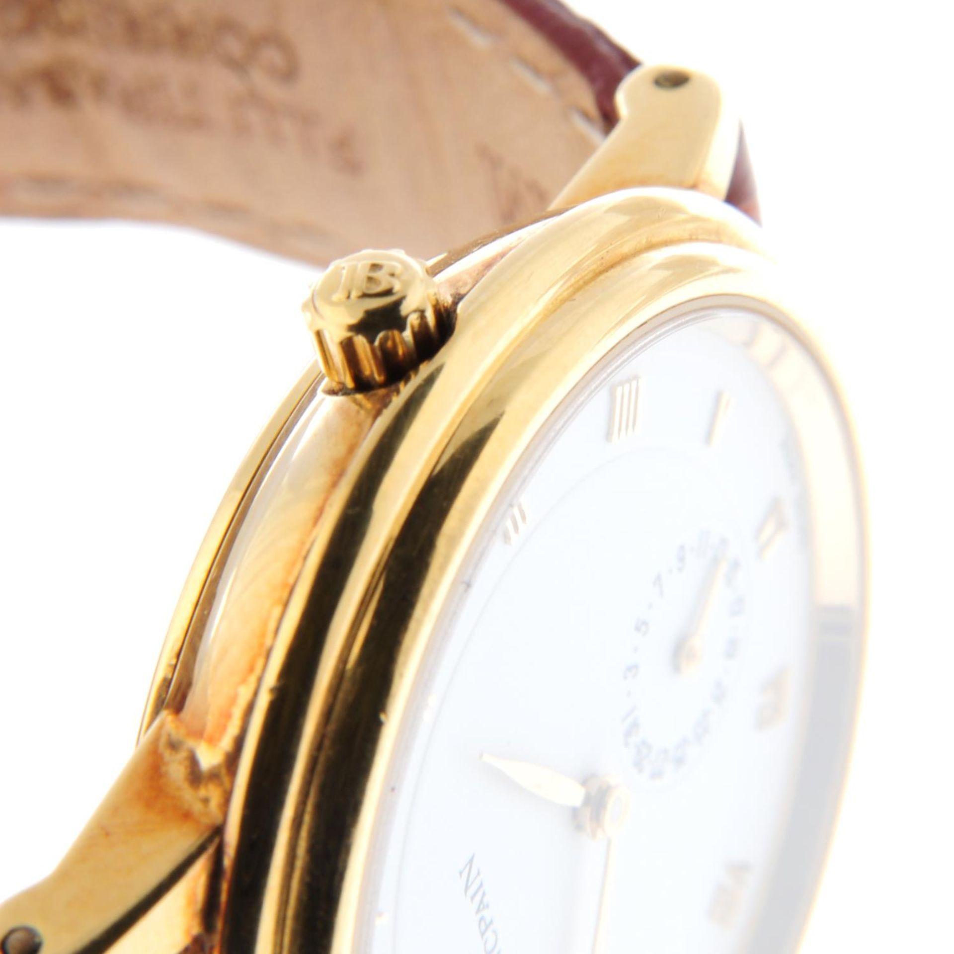 BLANCPAIN - a Villeret wrist watch. - Bild 5 aus 6
