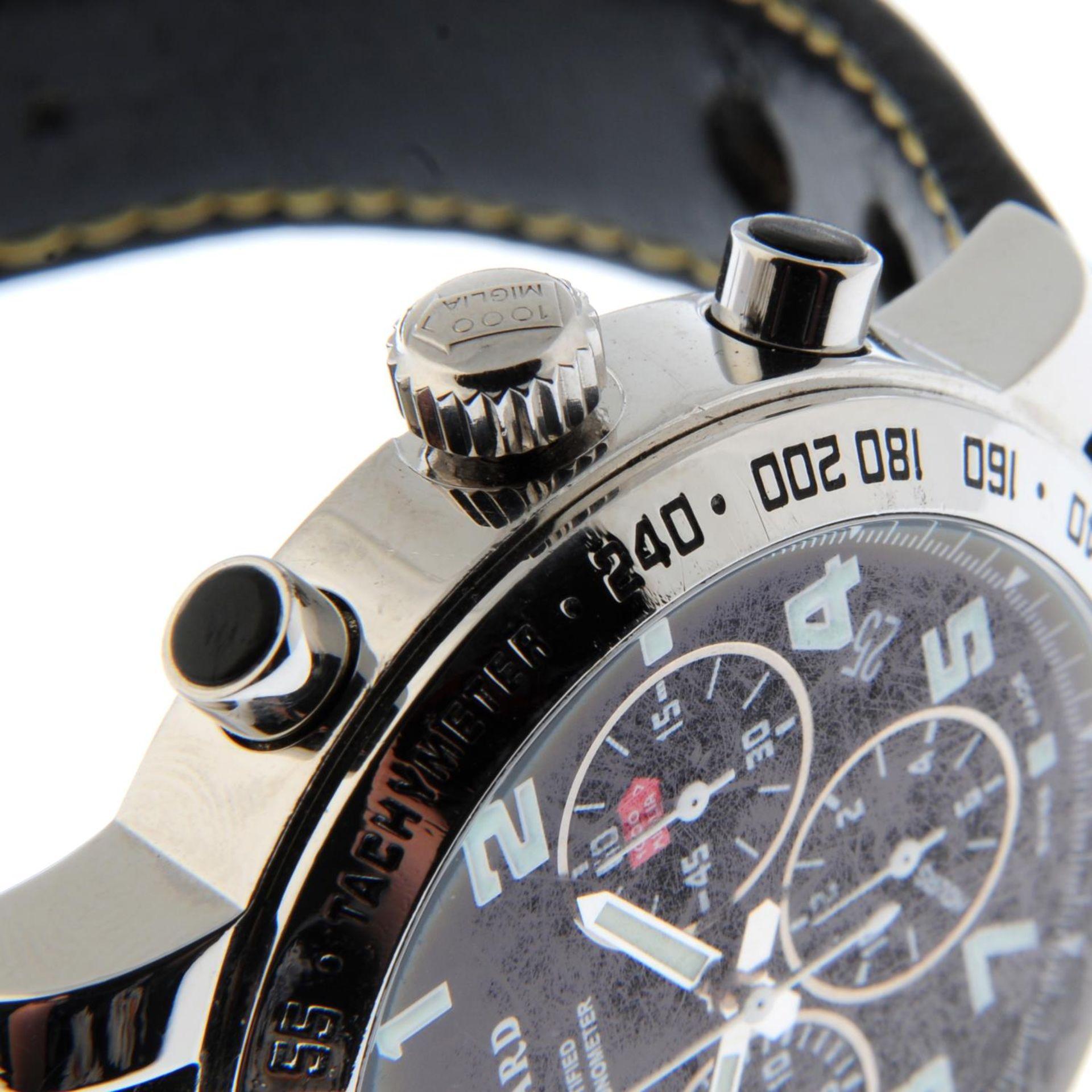 CHOPARD - a Mille Miglia chronograph wrist watch. - Bild 5 aus 6