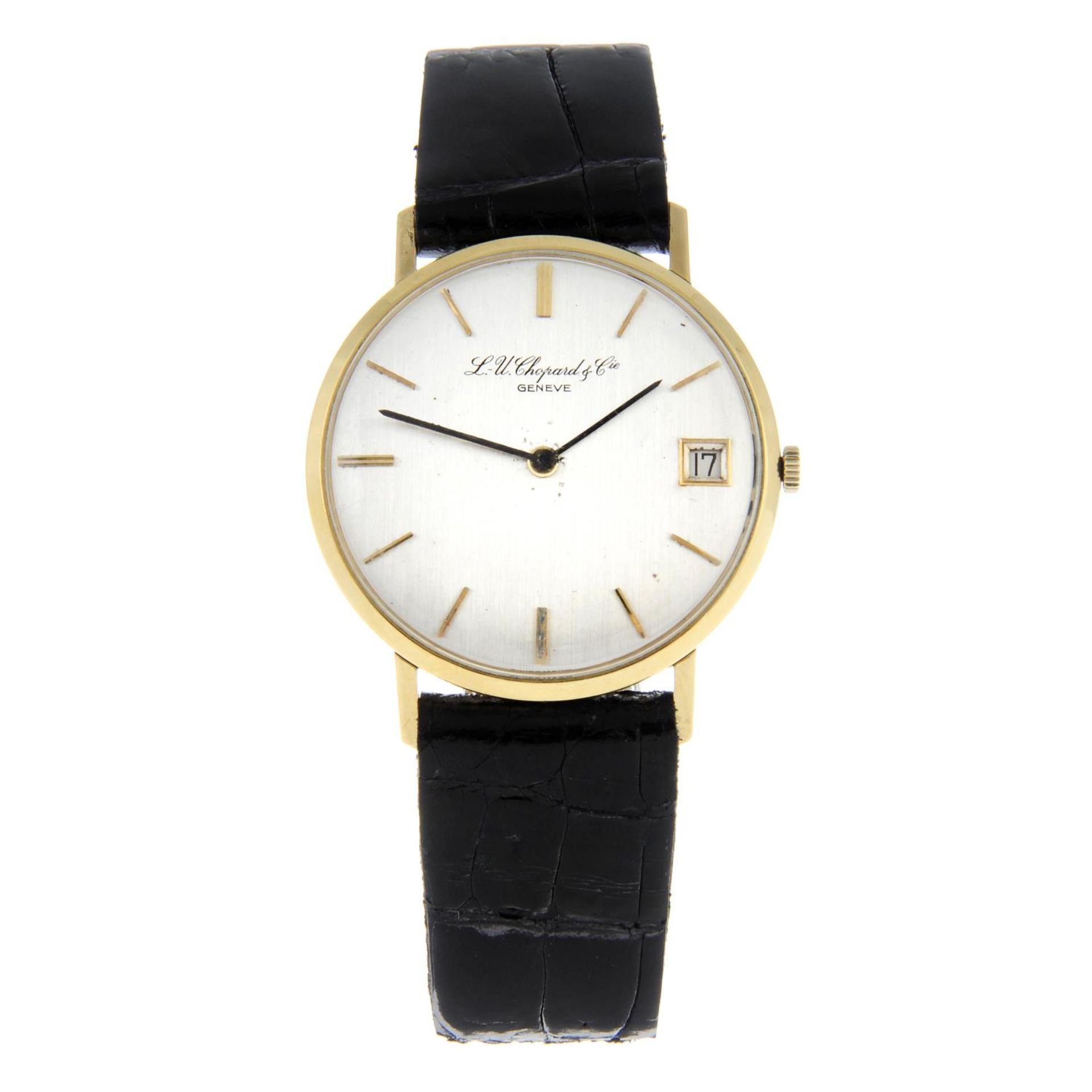 CHOPARD - a wrist watch.