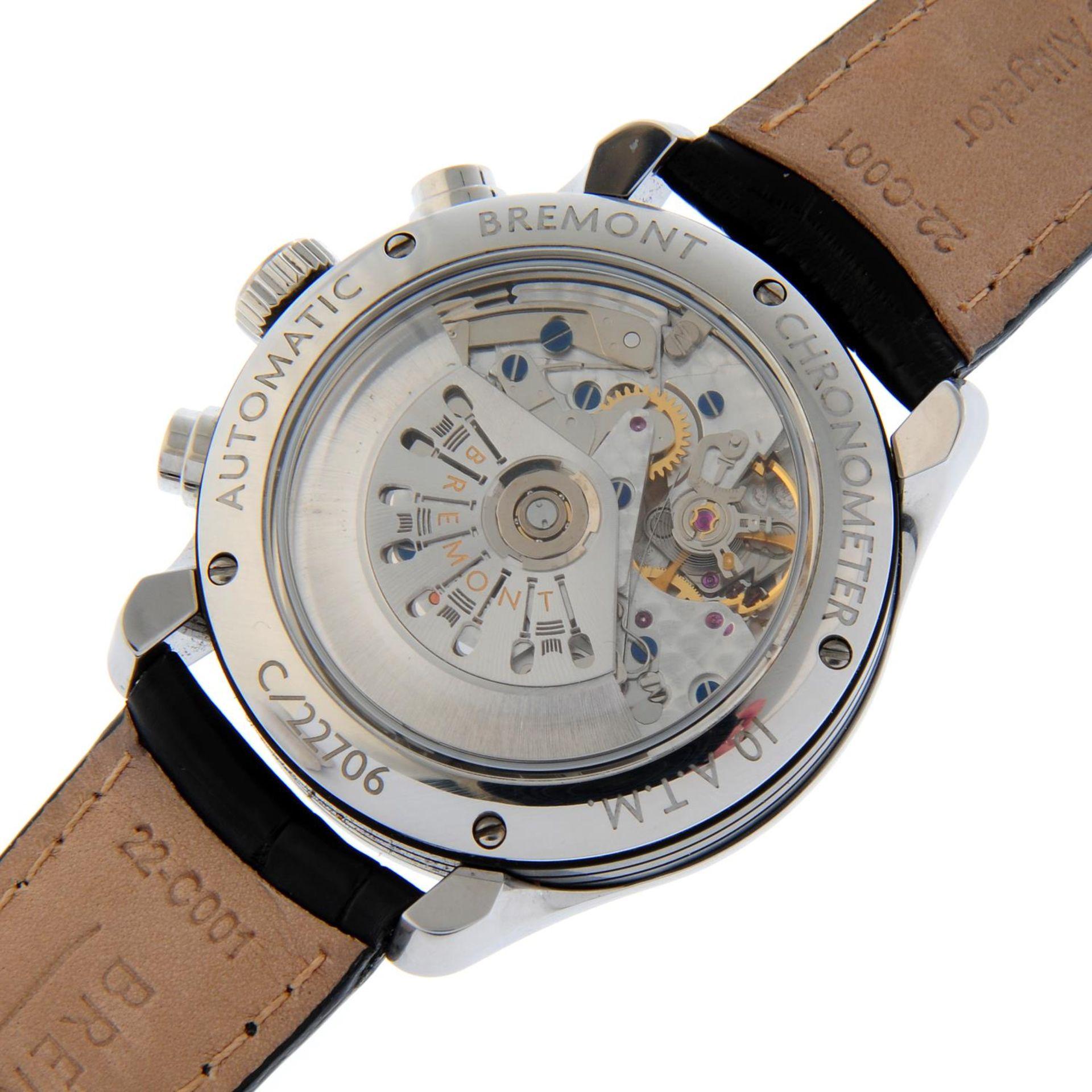 BREMONT - an ALT1-C wrist watch. - Bild 5 aus 5