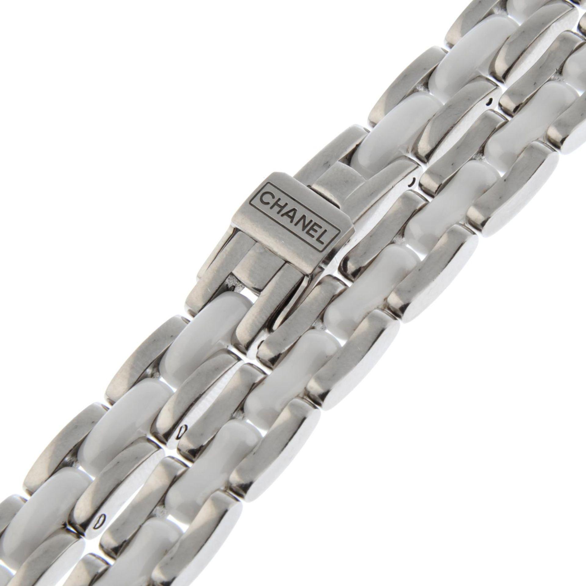 CHANEL - a Premiere bracelet watch. - Bild 4 aus 5