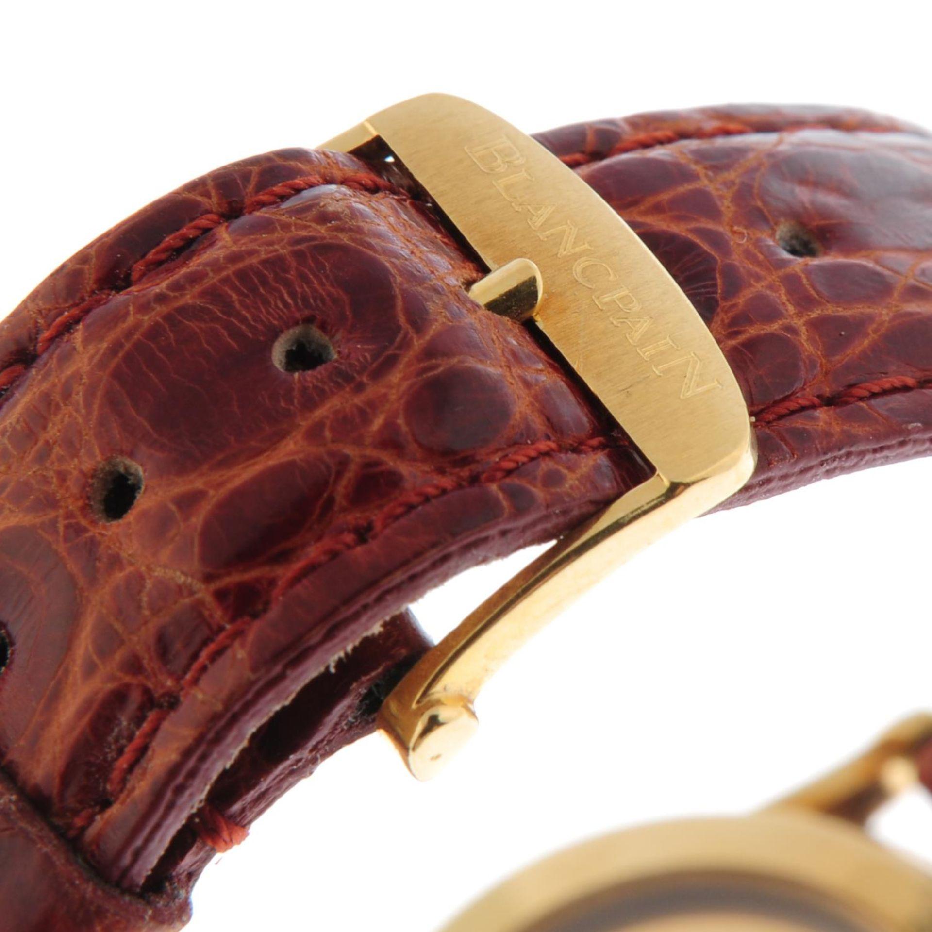 BLANCPAIN - a Villeret wrist watch. - Bild 4 aus 6