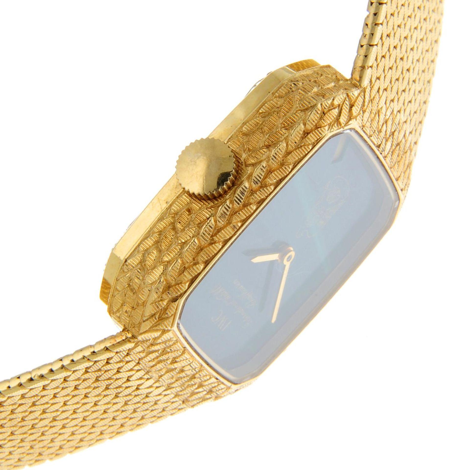 IWC - a bracelet watch. - Bild 4 aus 5