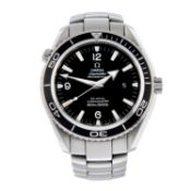OMEGA - a limited edition SAS Seamaster Professional Planet Ocean Co-Axial chronometer bracelet