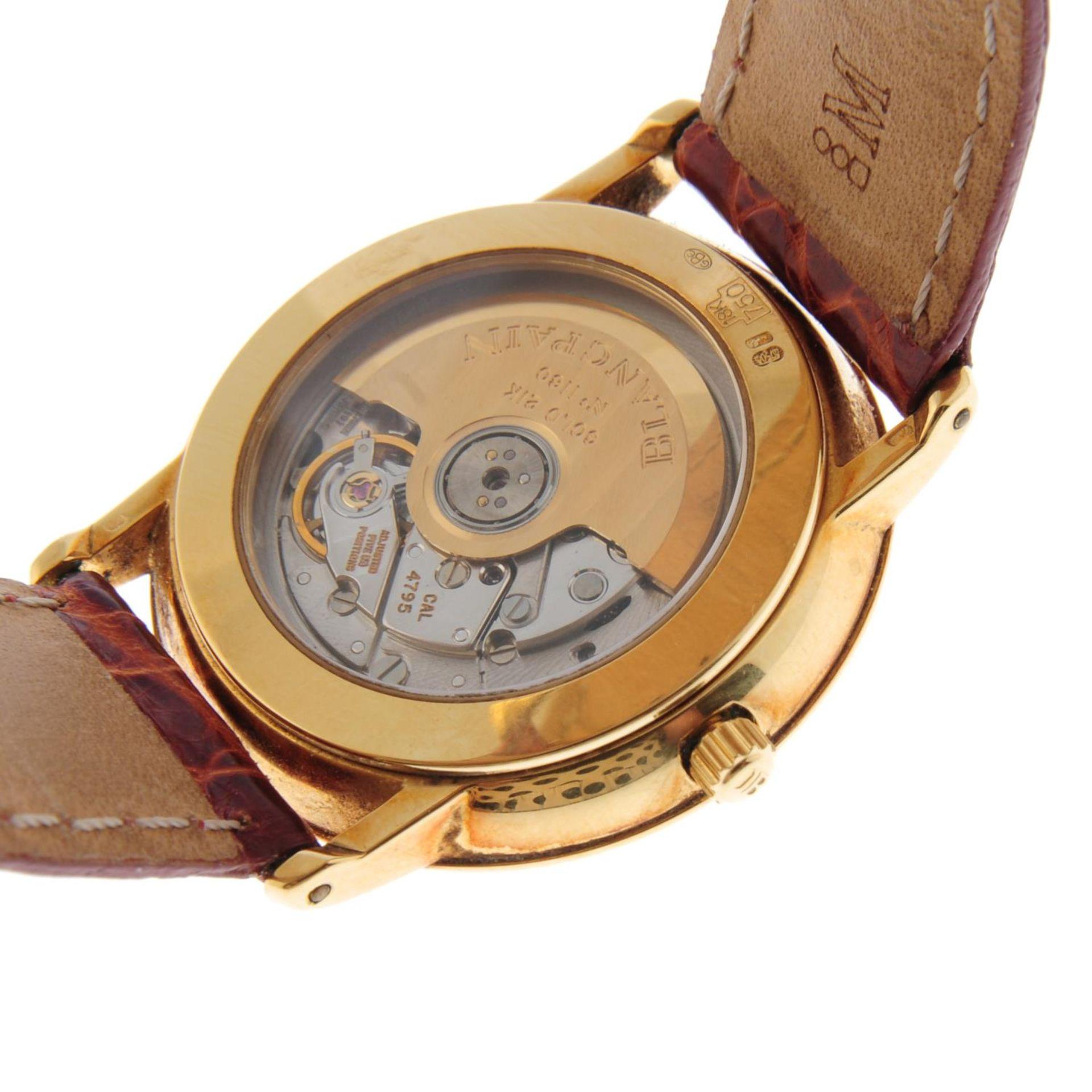BLANCPAIN - a Villeret wrist watch. - Bild 2 aus 6