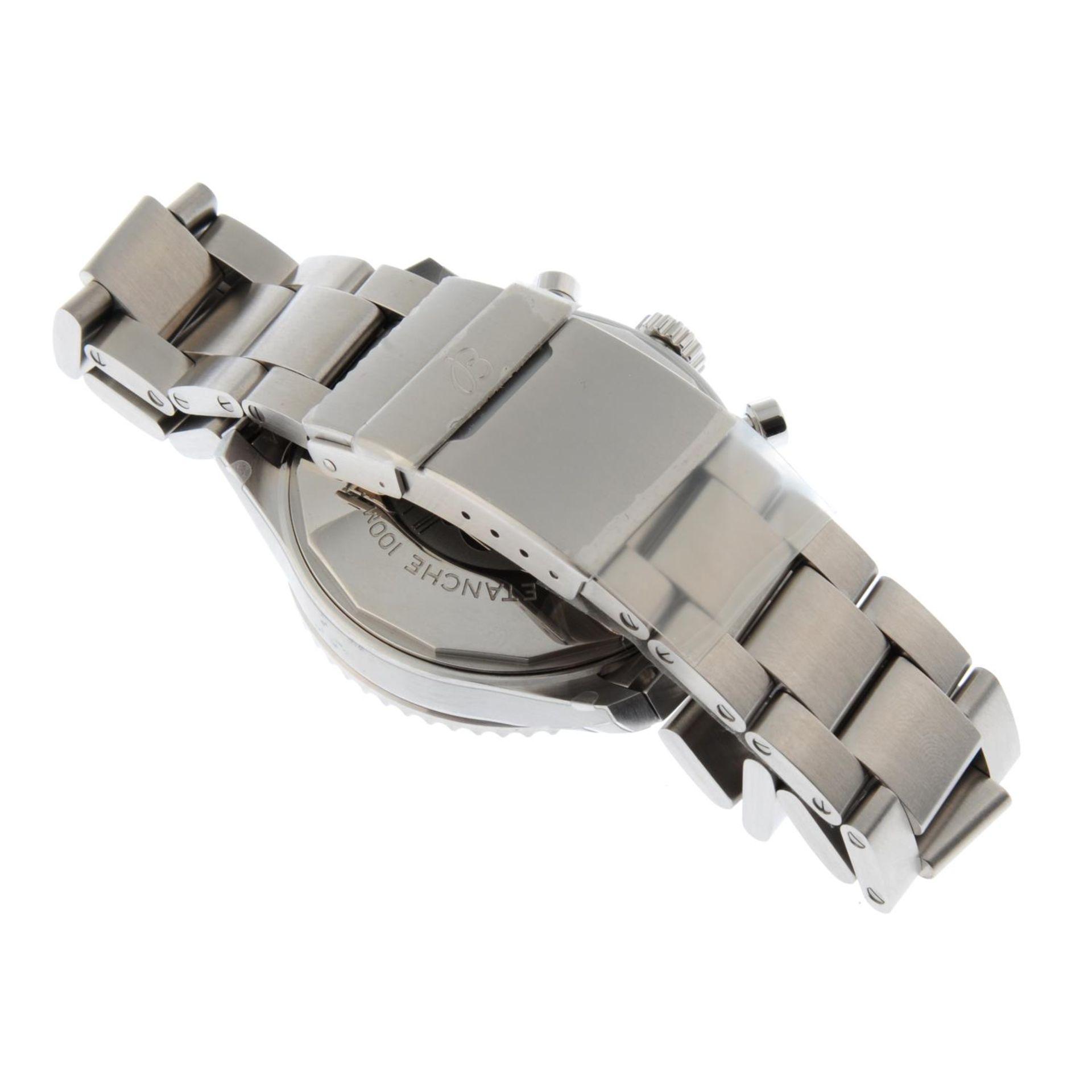 CURRENT MODEL: BREITLING - an Aviator 8 chronograph bracelet watch. - Bild 4 aus 6