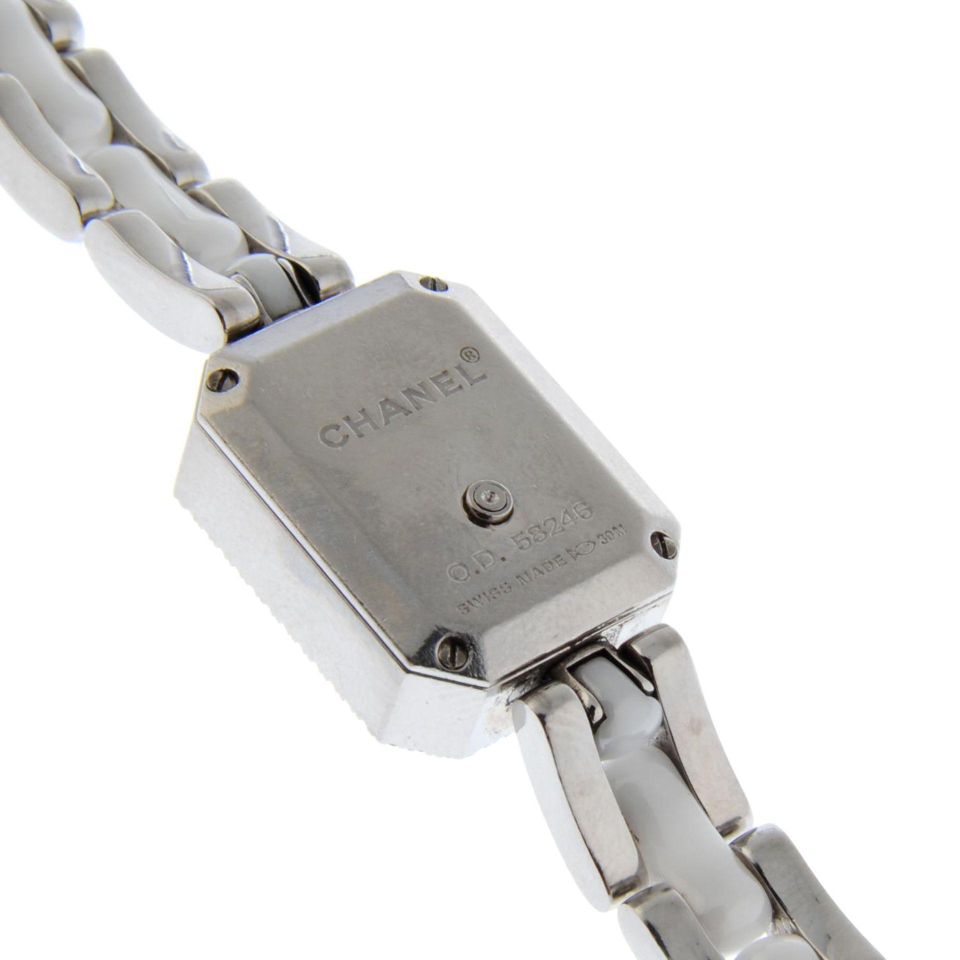 CHANEL - a Premiere bracelet watch. - Bild 2 aus 5