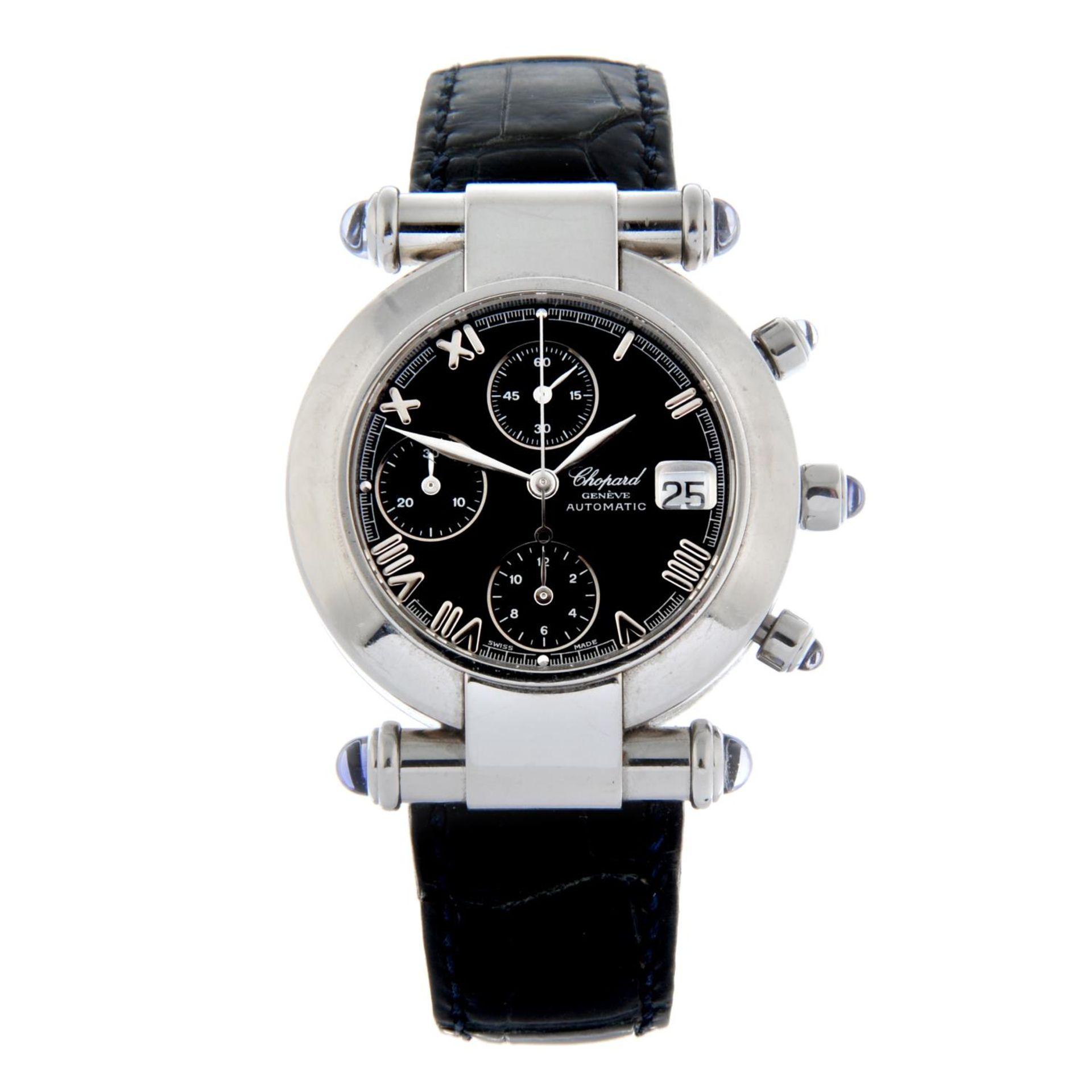 CHOPARD - an Imperiale chronograph wrist watch.