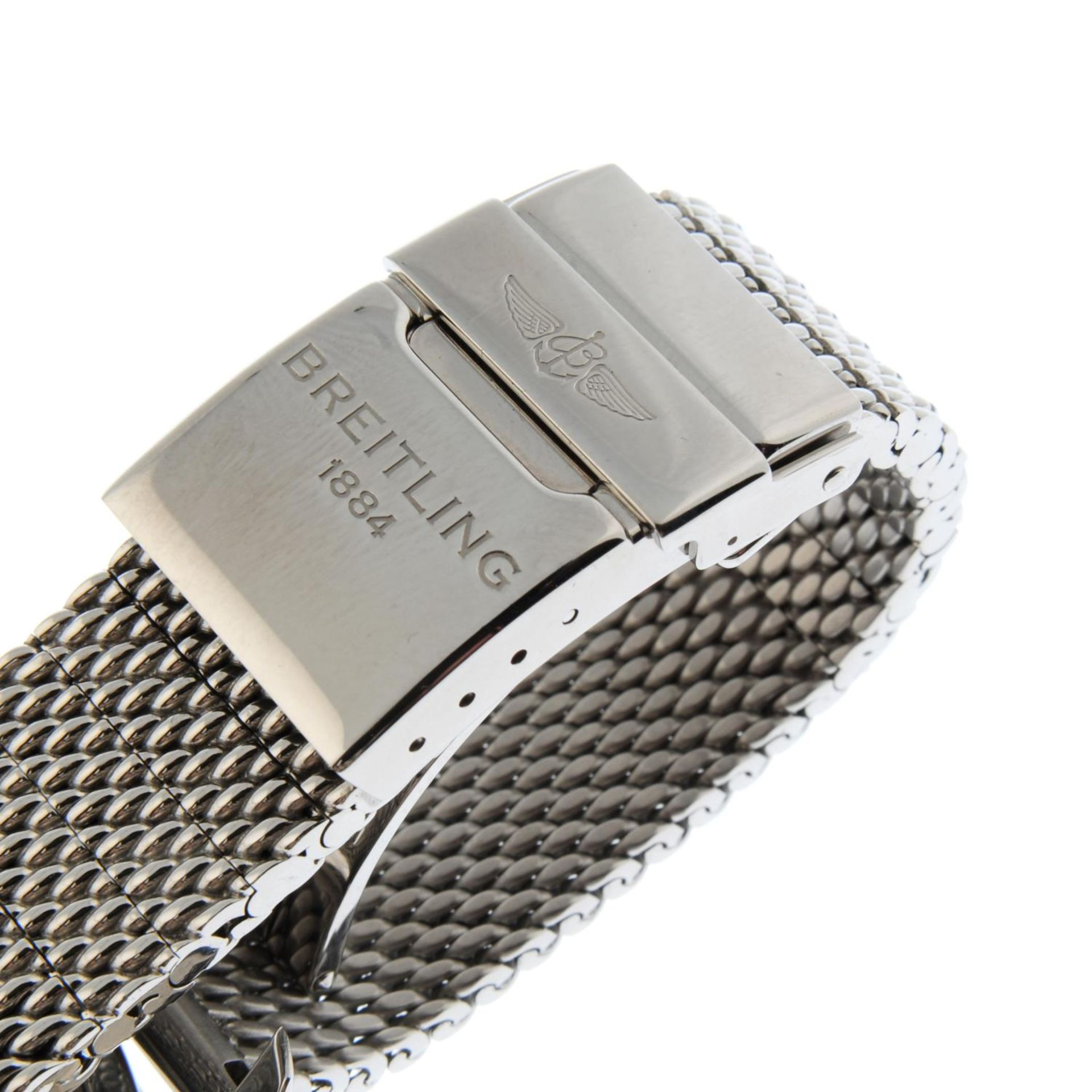 BREITLING - a SuperOcean Heritage 46 bracelet watch. - Bild 4 aus 6
