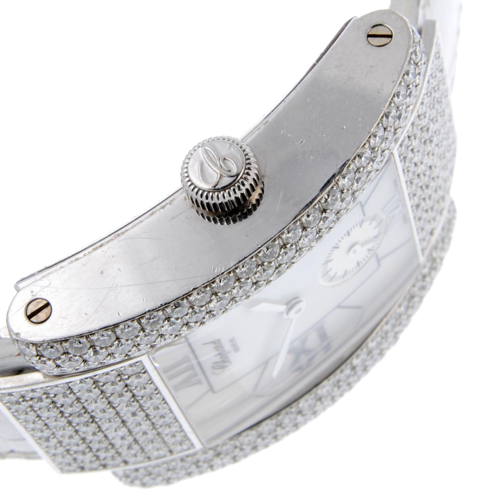 CHOPARD - a La Strada wrist watch. - Bild 4 aus 5