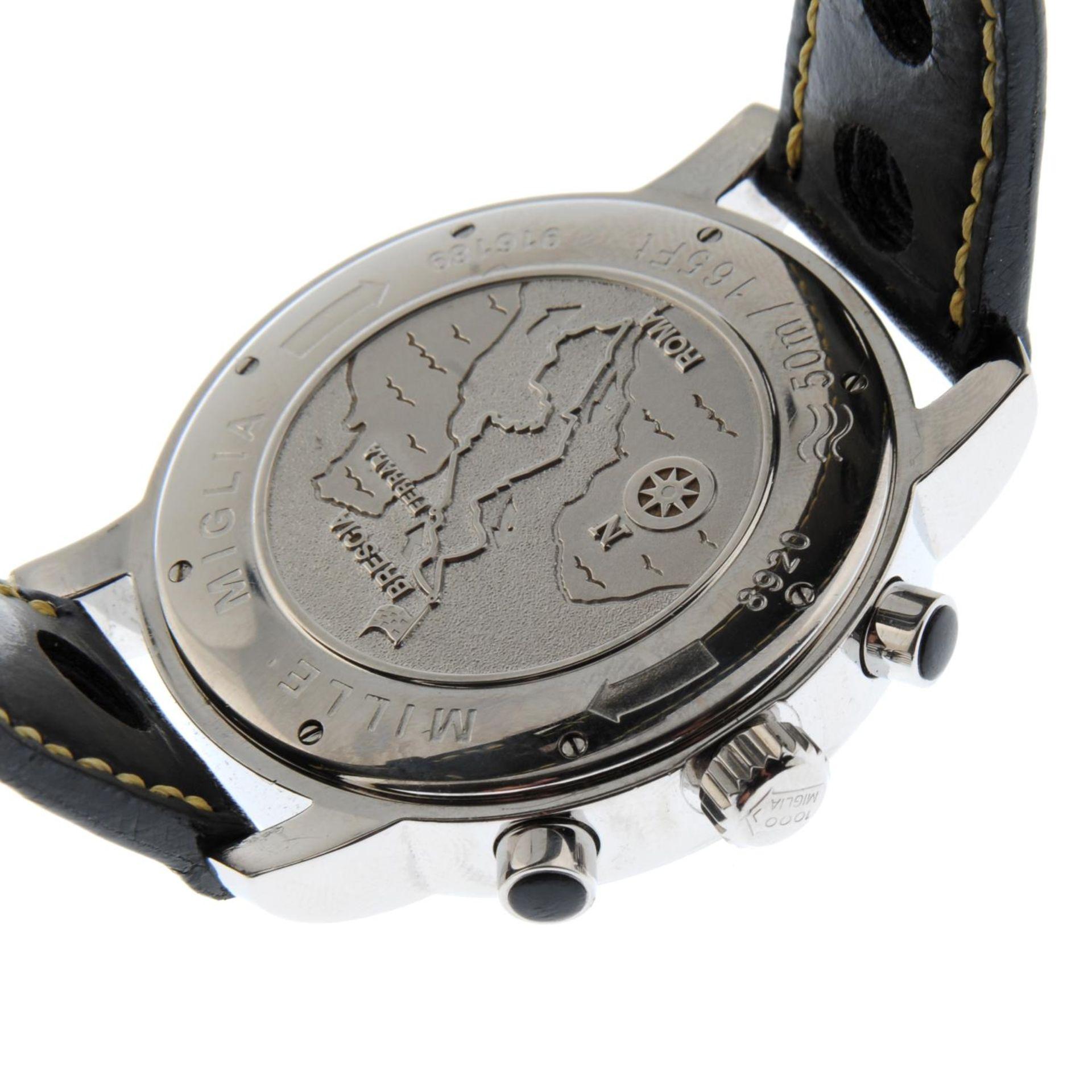CHOPARD - a Mille Miglia chronograph wrist watch. - Bild 2 aus 6