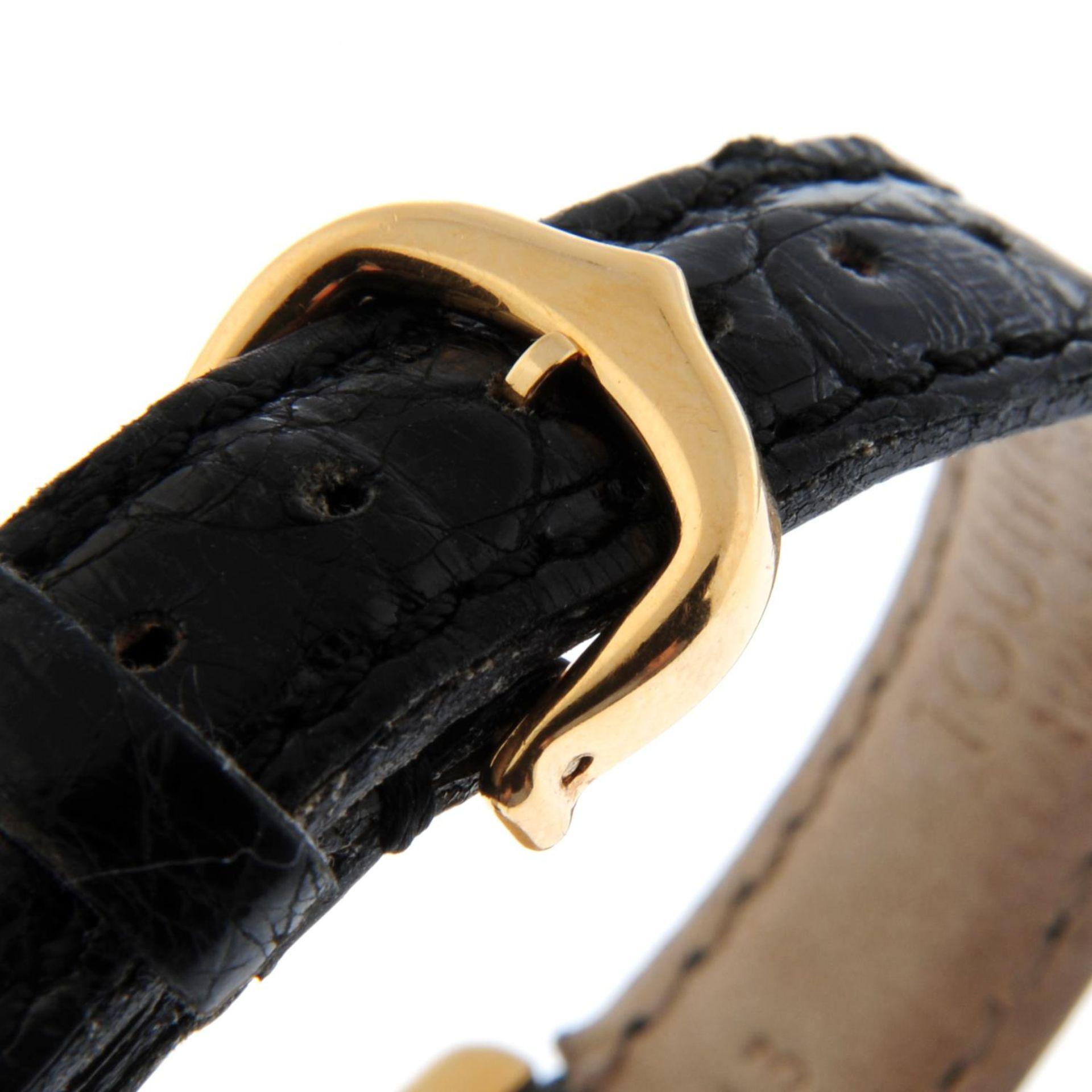 CARTIER - a Tank Americaine wrist watch. - Bild 3 aus 4