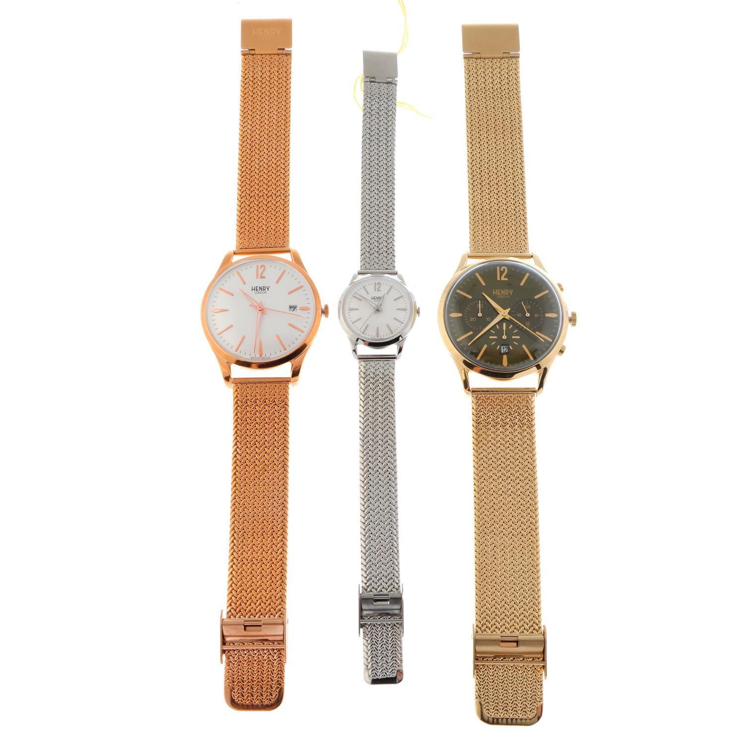 A group of five assorted watches, - Image 2 of 5