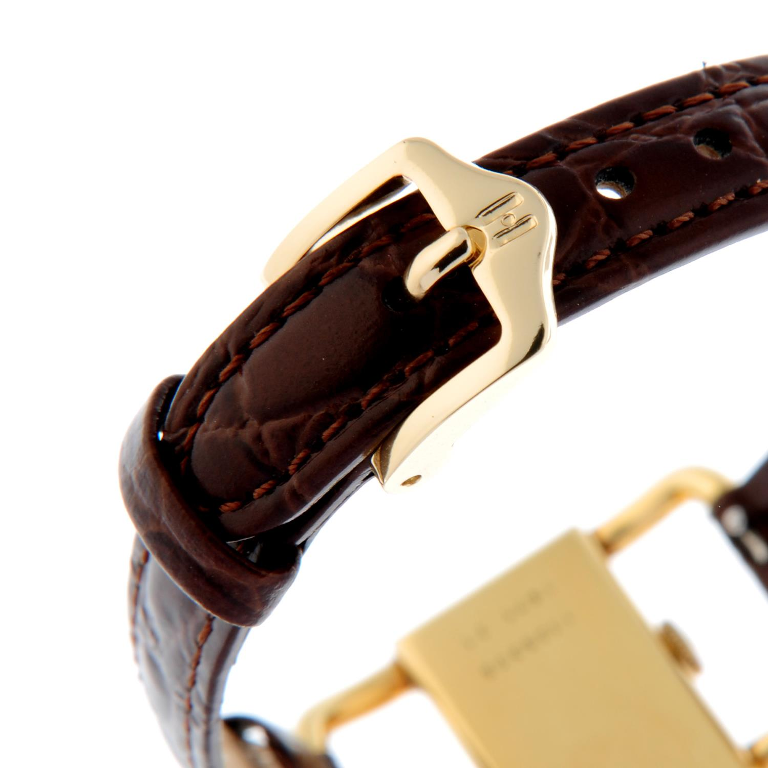 JAEGER-LECOULTRE - a wrist watch. - Image 2 of 4