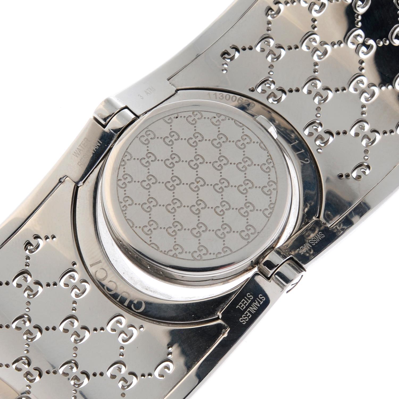 GUCCI - a Twirl bangle watch. - Image 4 of 4