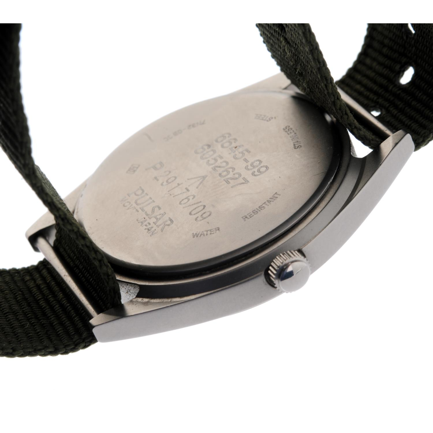 PULSAR - a military issue wrist watch,. - Image 4 of 4