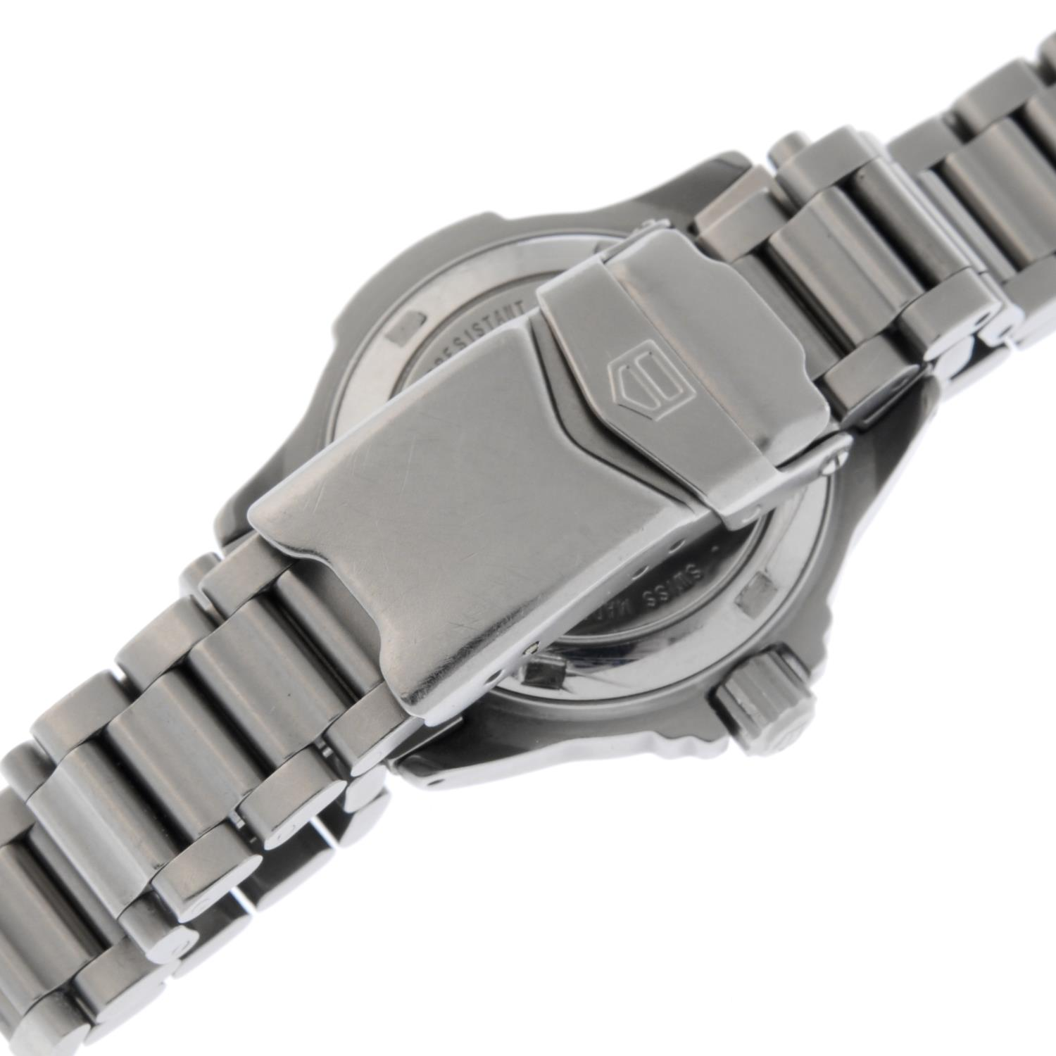 TAG HEUER - a 4000 Series bracelet watch. - Image 2 of 5