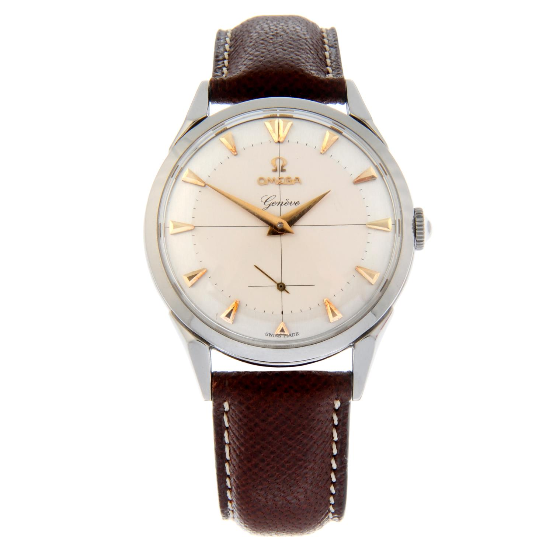 OMEGA - a Genève wrist watch.