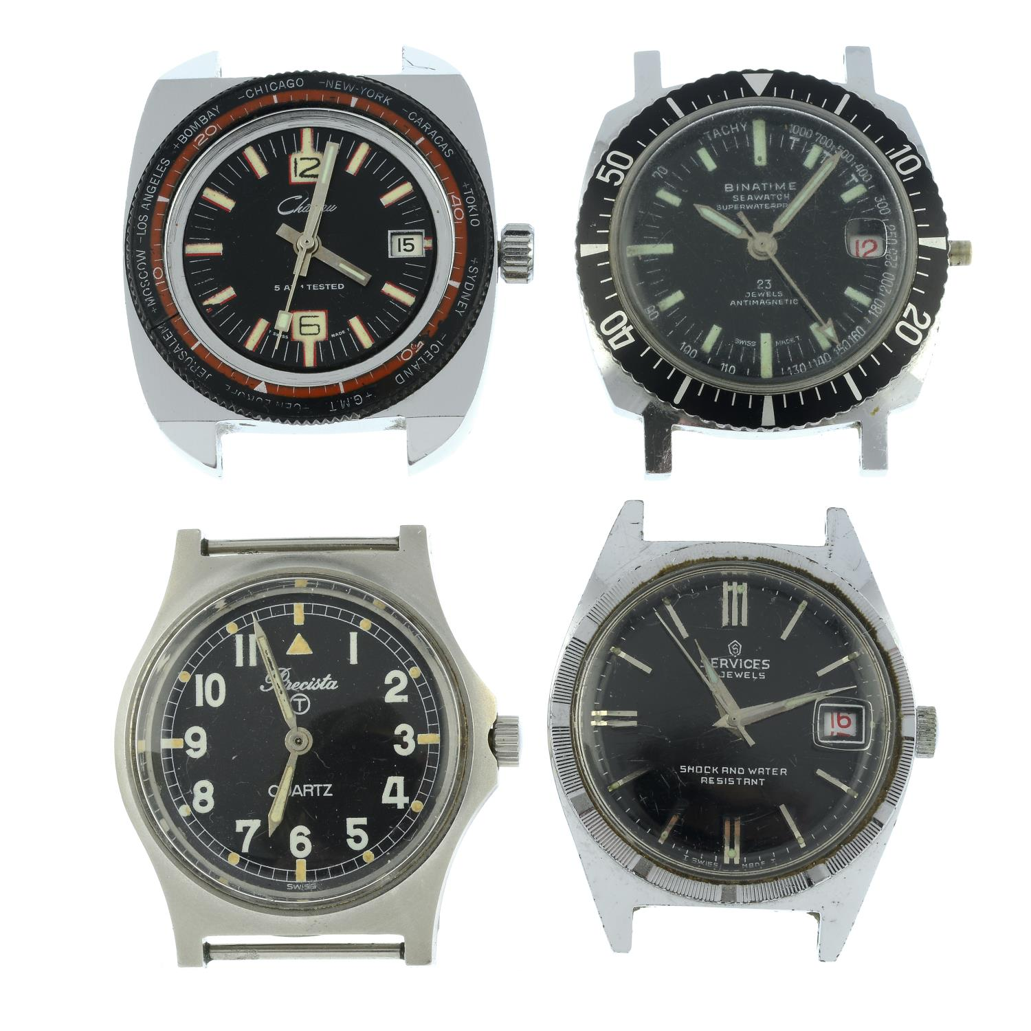 A group of eight assorted watches, - Image 2 of 2