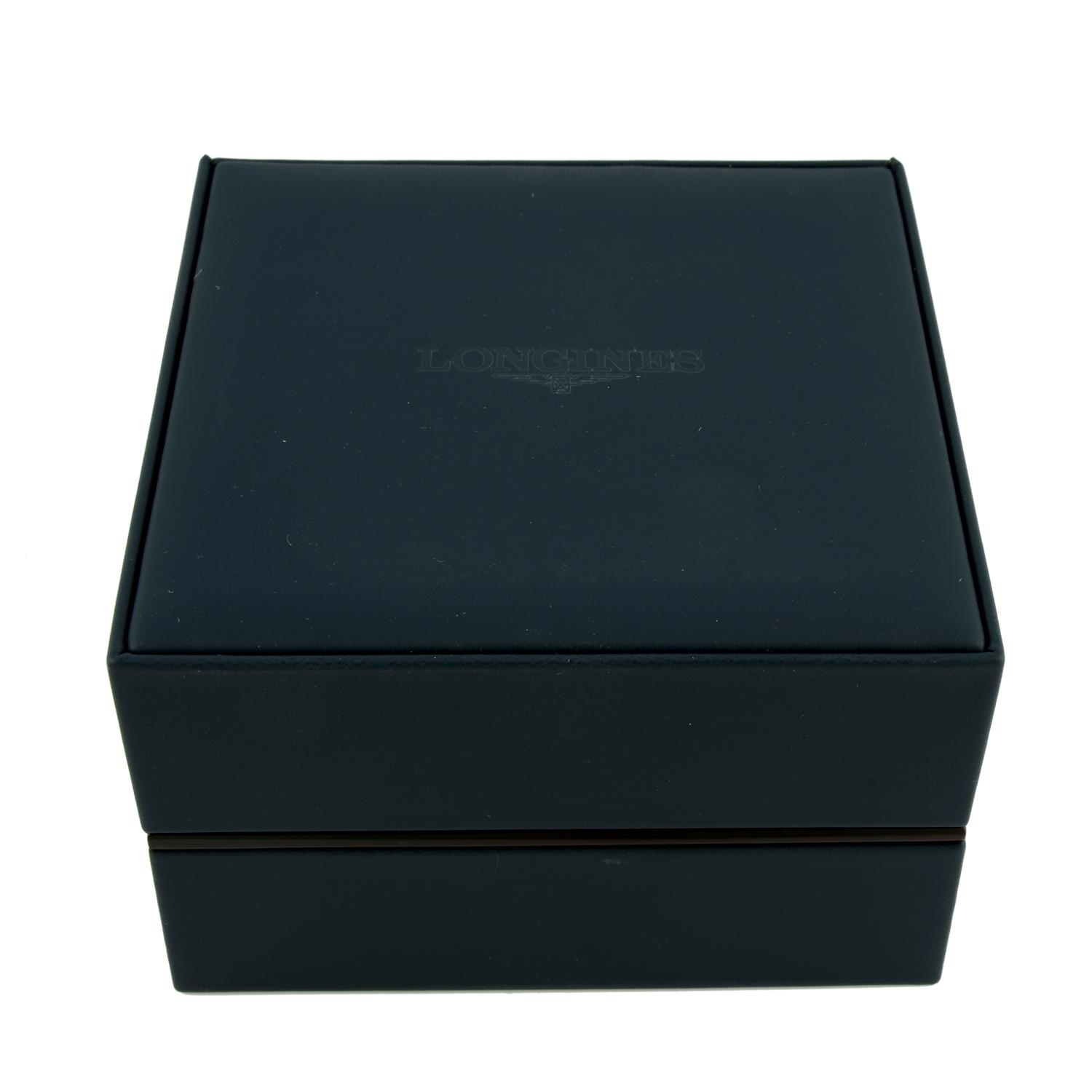 LONGINES - a group of twenty watch boxes, some incomplete.