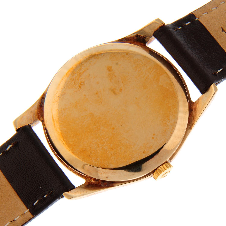 OMEGA - a wrist watch. - Image 4 of 4