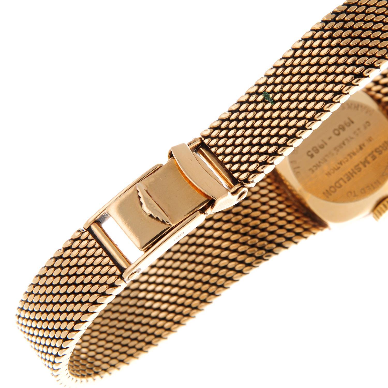 LONGINES - a bracelet watch. - Image 2 of 4