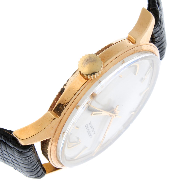 GARRARD - a wrist watch. - Image 3 of 4