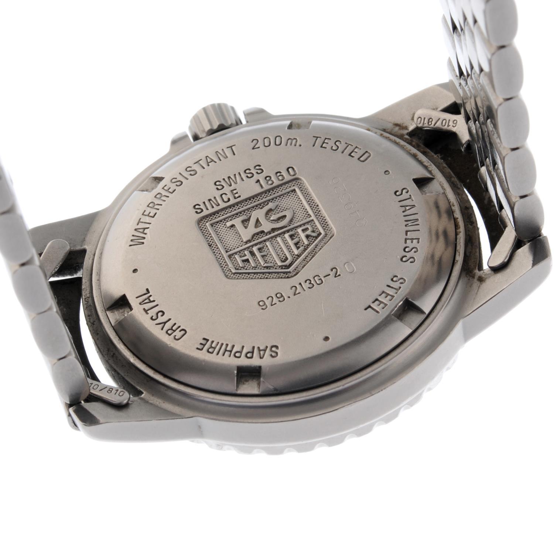 TAG HEUER - a gentleman's 1500 Series bracelet watch. - Image 4 of 4