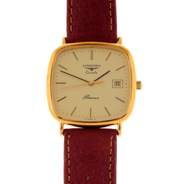 LONGINES - a gentleman's La Grande Classique wrist watch. - Image 5 of 6
