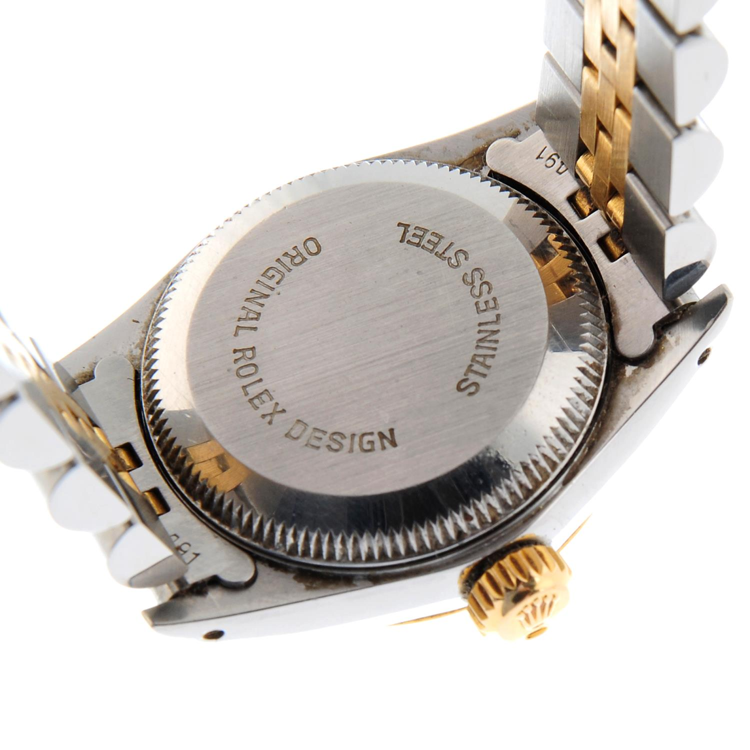 ROLEX - an Oyster Perpetual bracelet watch. - Image 4 of 4