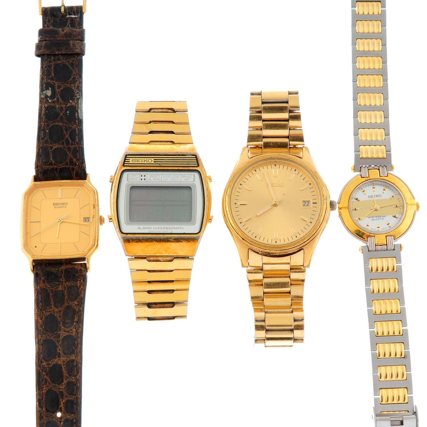 A group of ten assorted Sekio watches. - Image 3 of 3