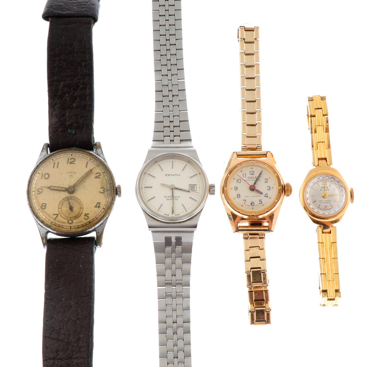 A group of ten assorted watches, - Image 3 of 3