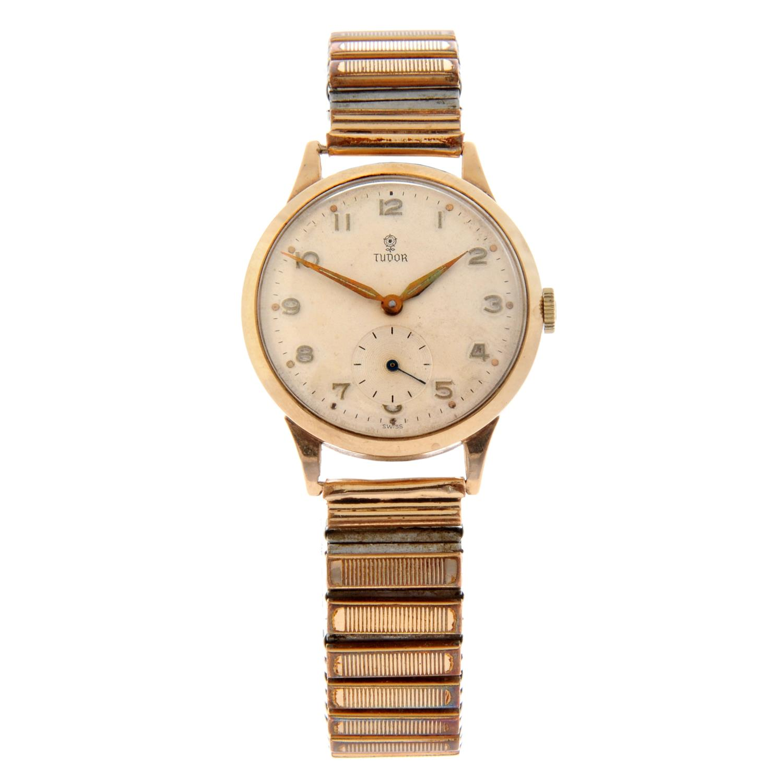 TUDOR - a bracelet watch.