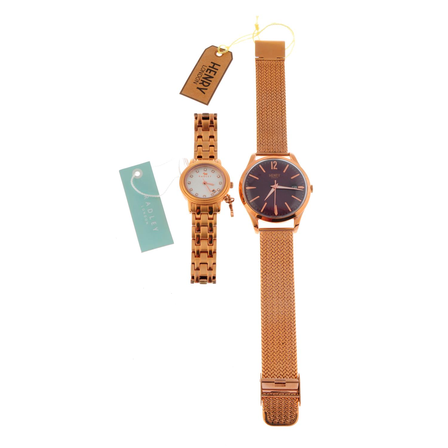 A group of five assorted watches, - Image 4 of 5