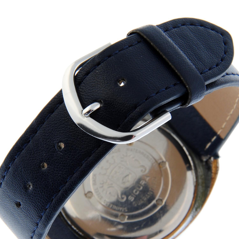 SICURA - a wrist watch. - Image 2 of 4